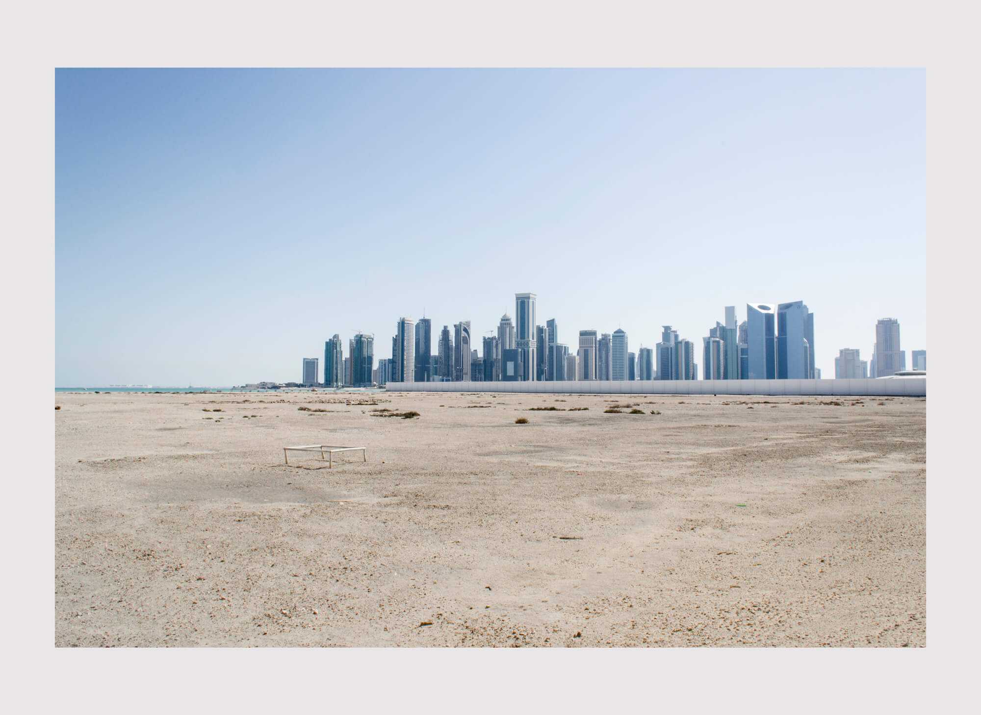 Ethan Beswick Mirari the city of Dubai south west collective