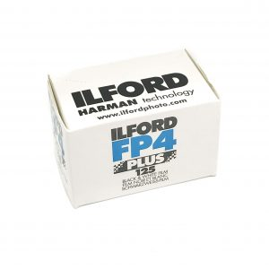 ILFORD 35mm Black and White photographic film