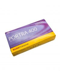 Kodak Portra 120 Medium Format photographic Film
