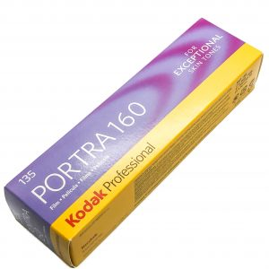 Kodak Portra 160 35mm Photographic Film
