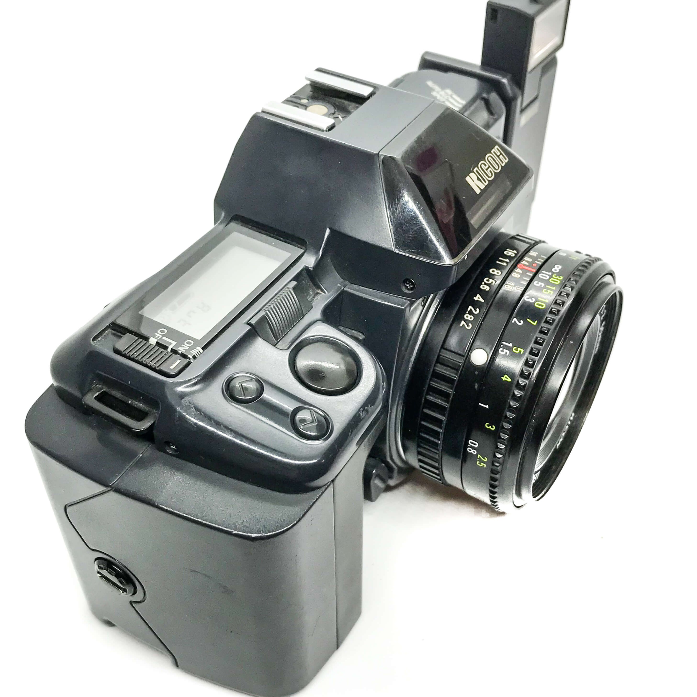 Ricoh XR-X Film SLR 35mm Camera