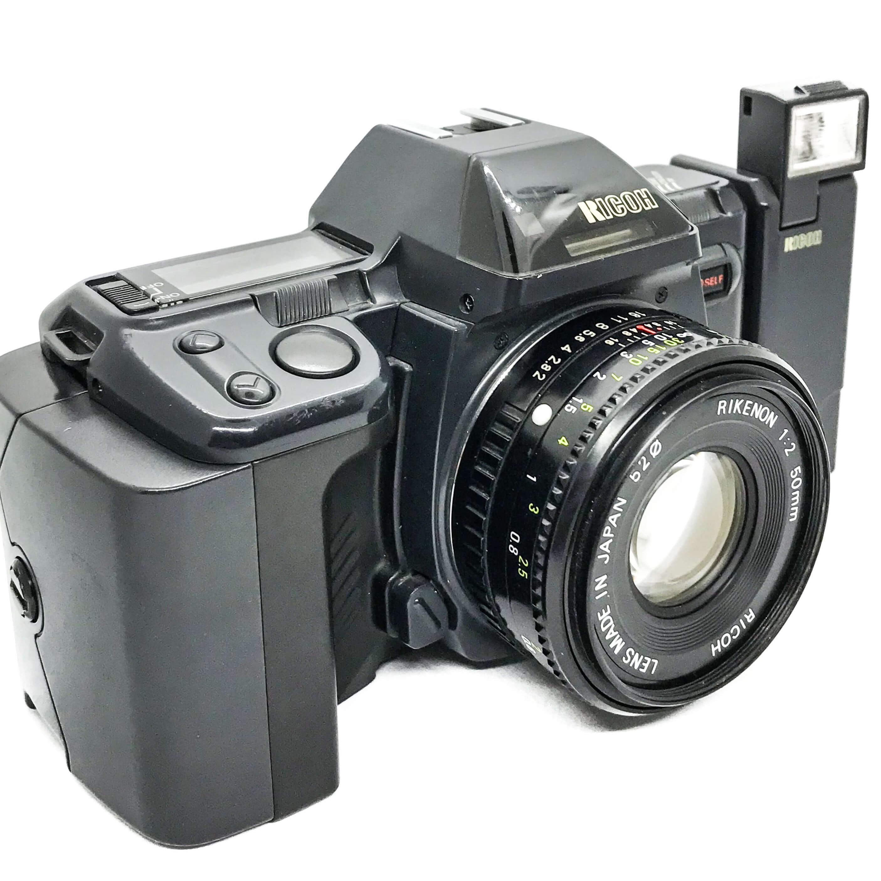 Ricoh XR-X 35mm Film Camera