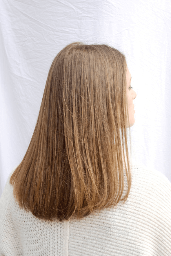 women ombre hair against white background Zoe Harrison the bloodline of mine photography the south west collective of photography
