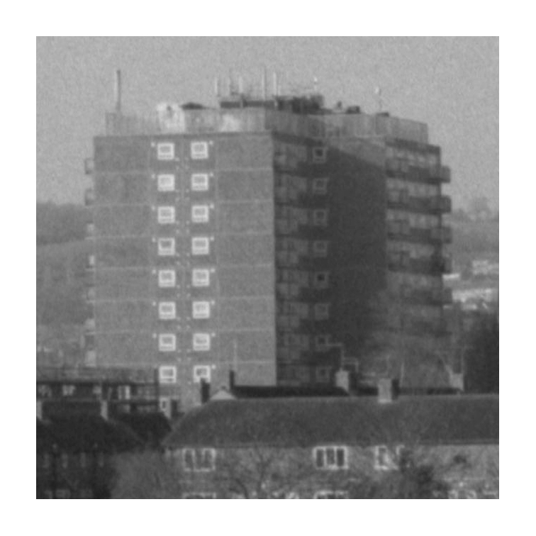 tavis amosford the project old council building flats