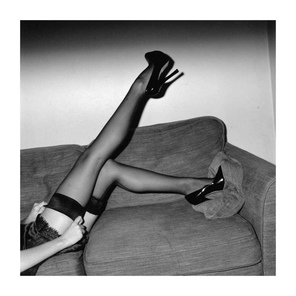 tavis amosford the project lady wearing stockings