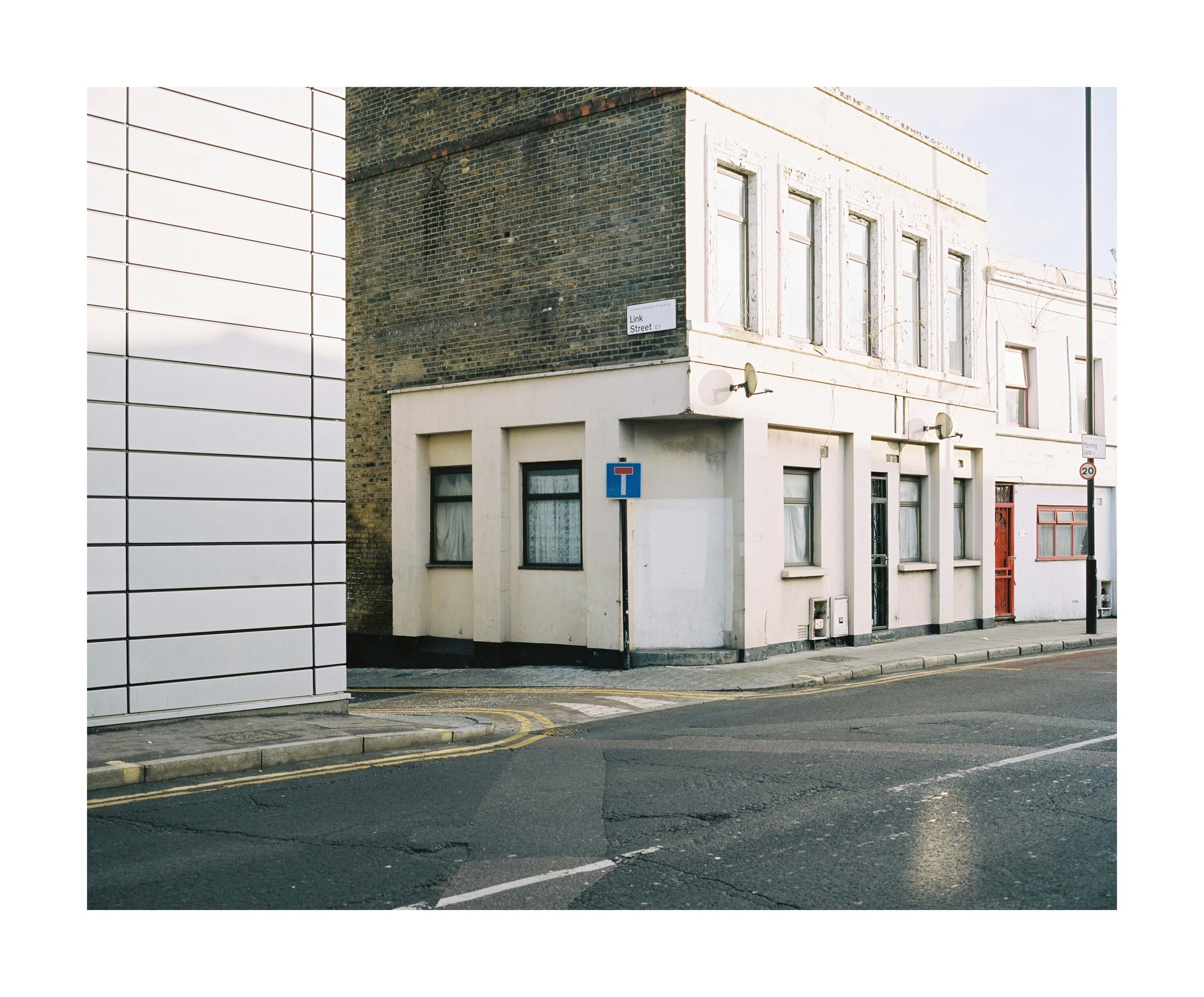 The South West Collective of photography Archie wells London street stabbing