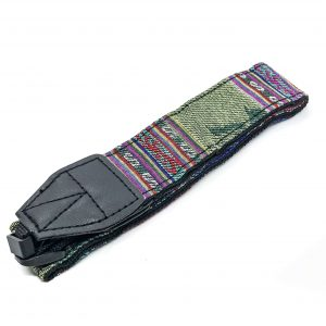 Vintage coloured patterned Camera Strap for Canon, Nikon, Sony etc
