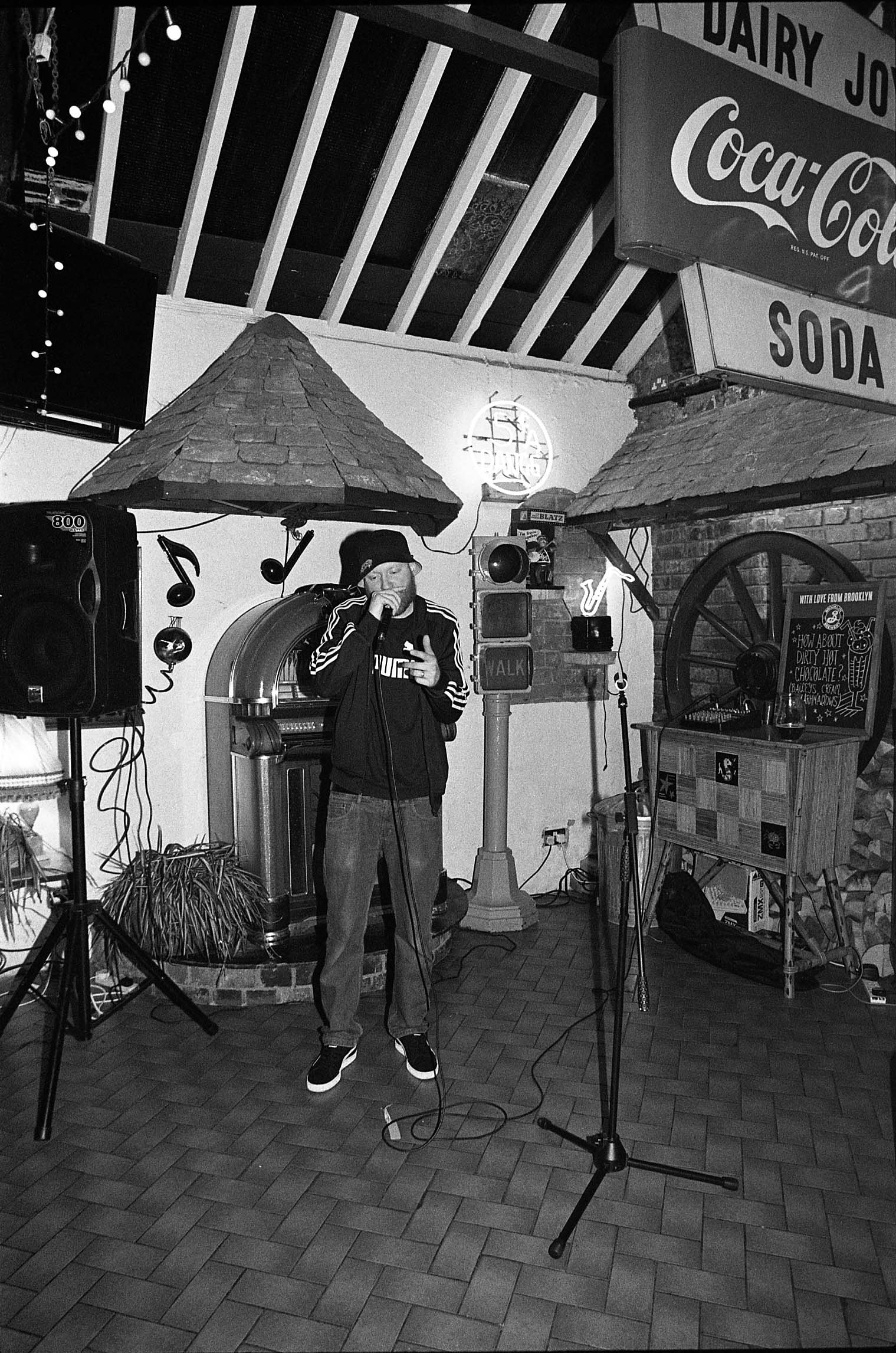 ryan free high culture the south west collective of photography rap battle in black and white