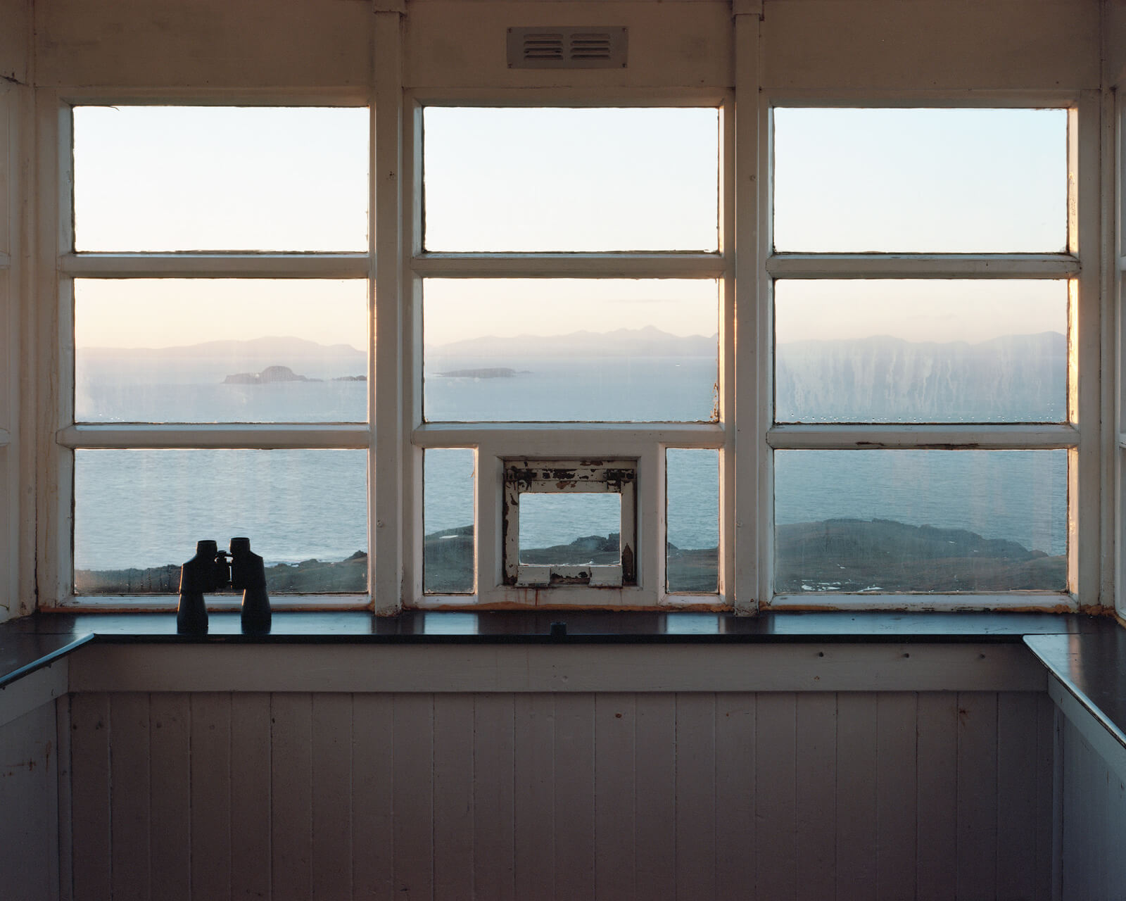 Nicholas White, The Lookout Bothy, Isle of Skye, Scotland