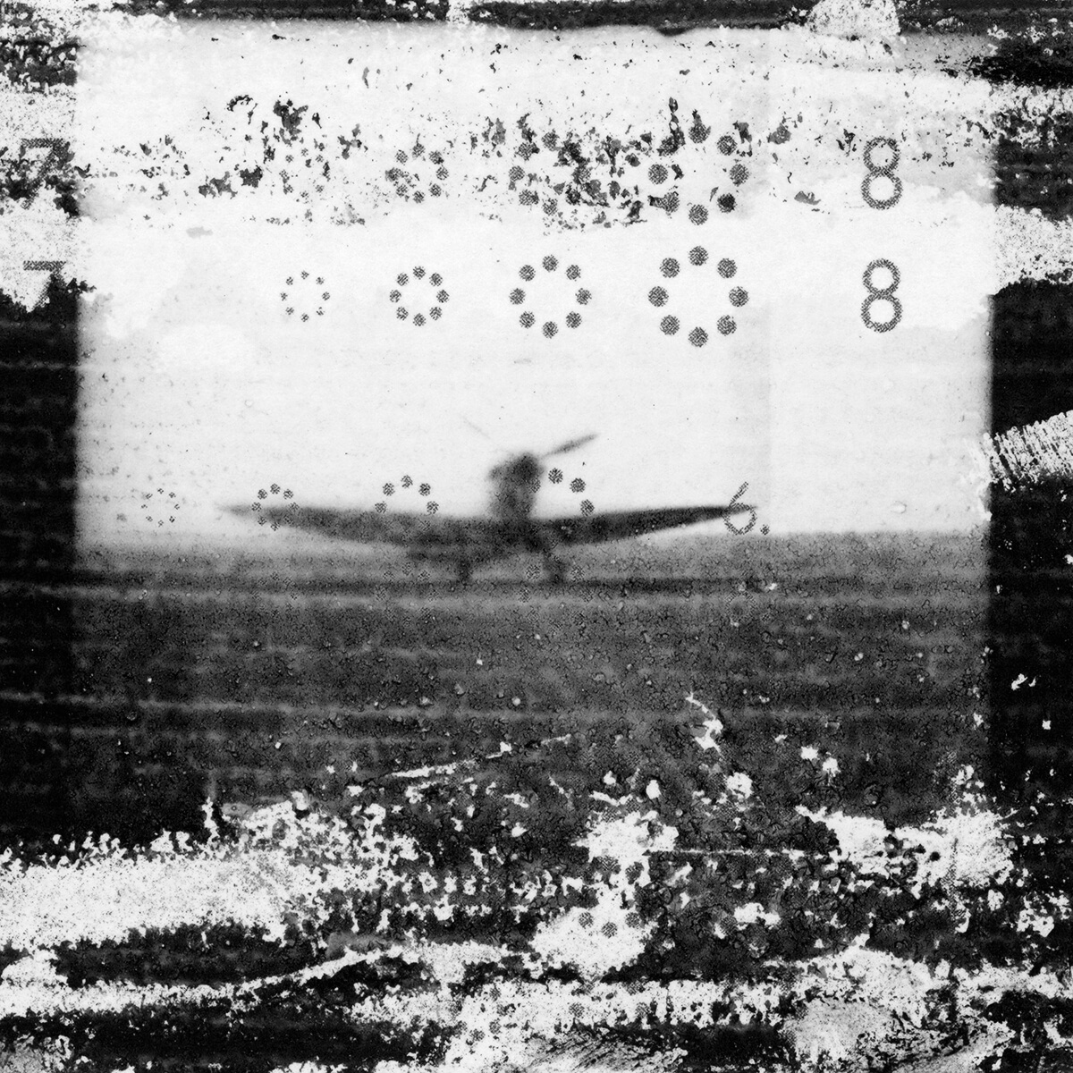 Scott Perry world war two pinhole photography of airshow on the south west collective of photography ltd