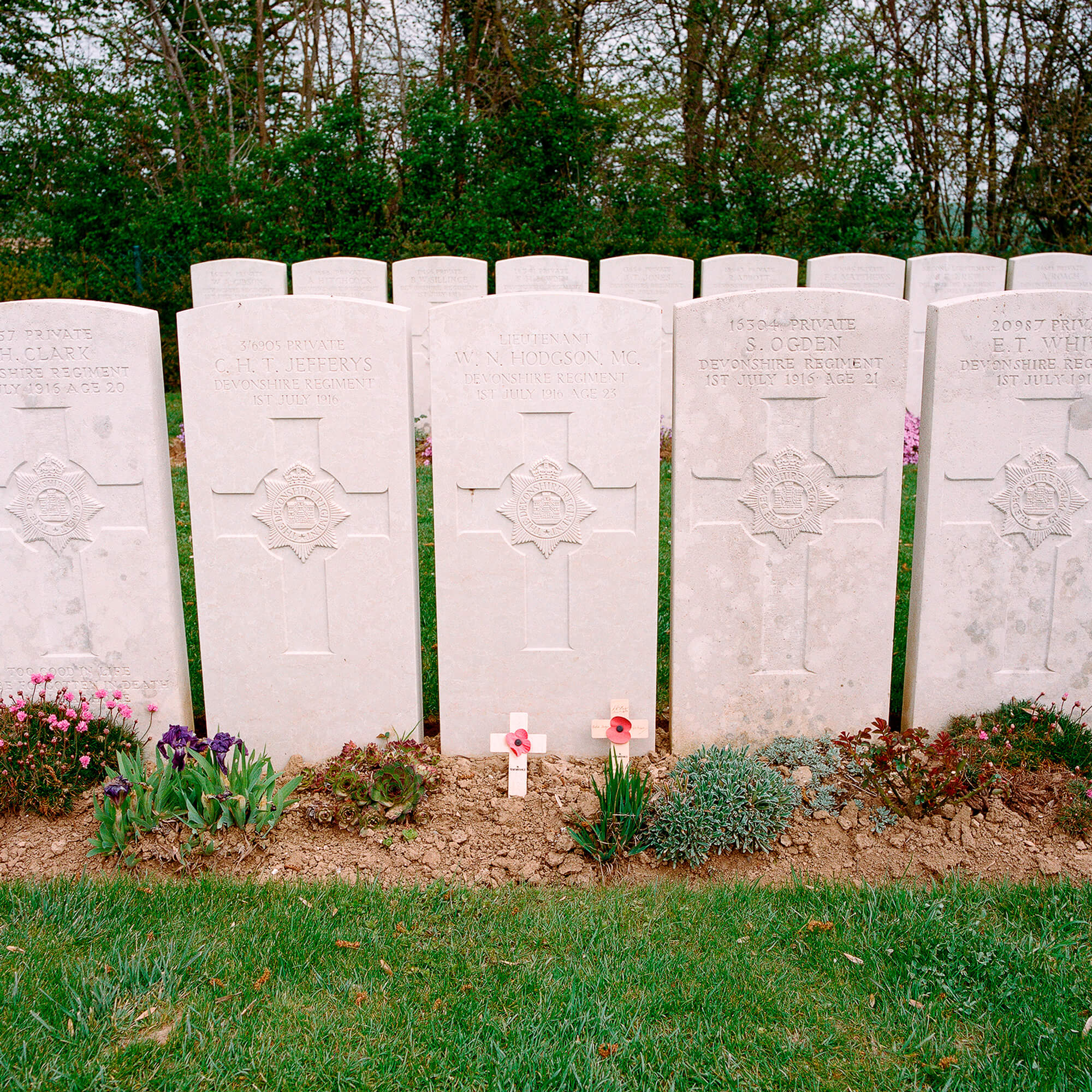 Luke Watson the south west collective of photgraphy ltd war graves