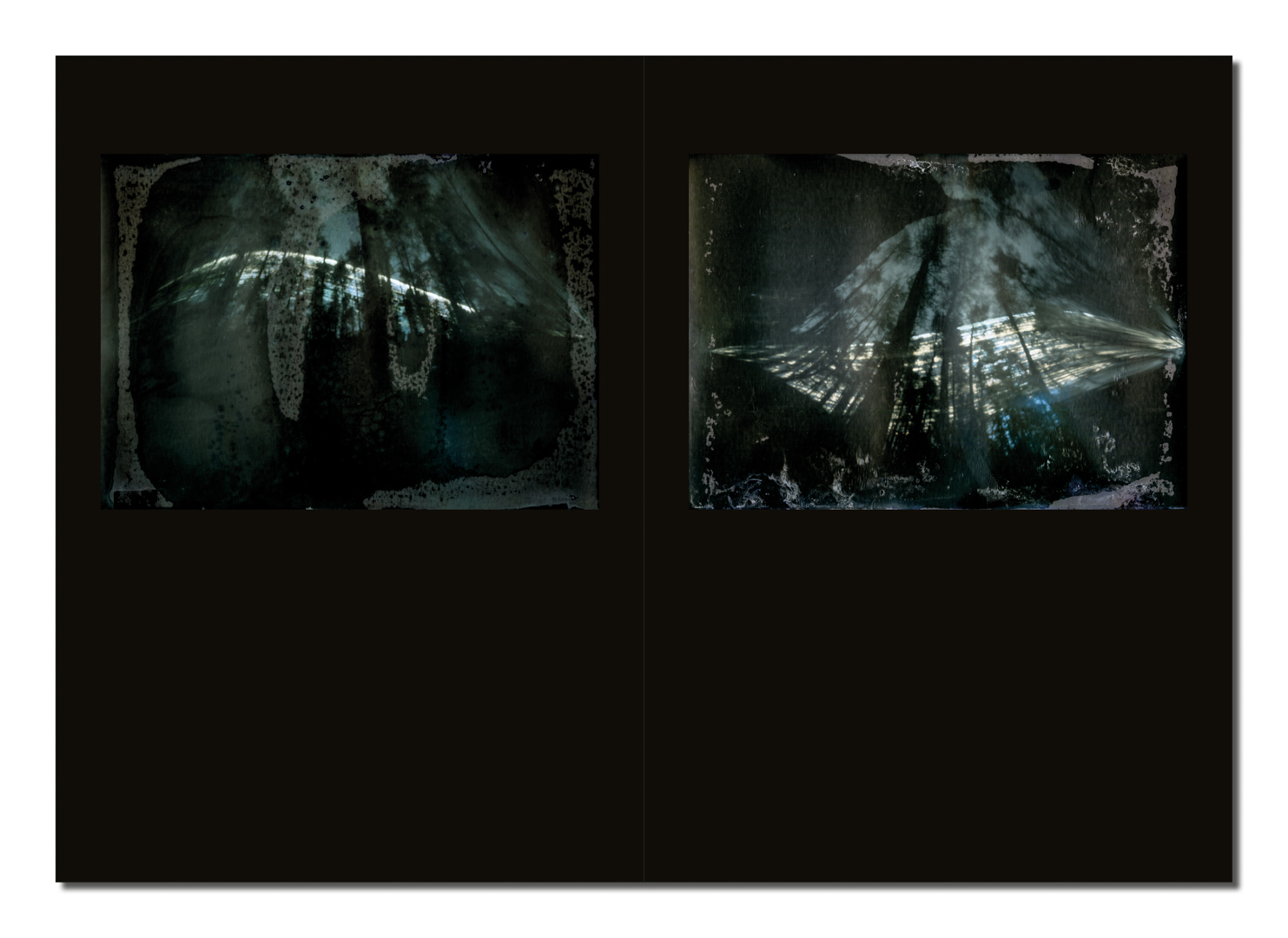 Solargraphs by Al Brydon © JW Editions THE SOUTH WEST COLLECTIVE OF PHOTOGRAPHY LTD