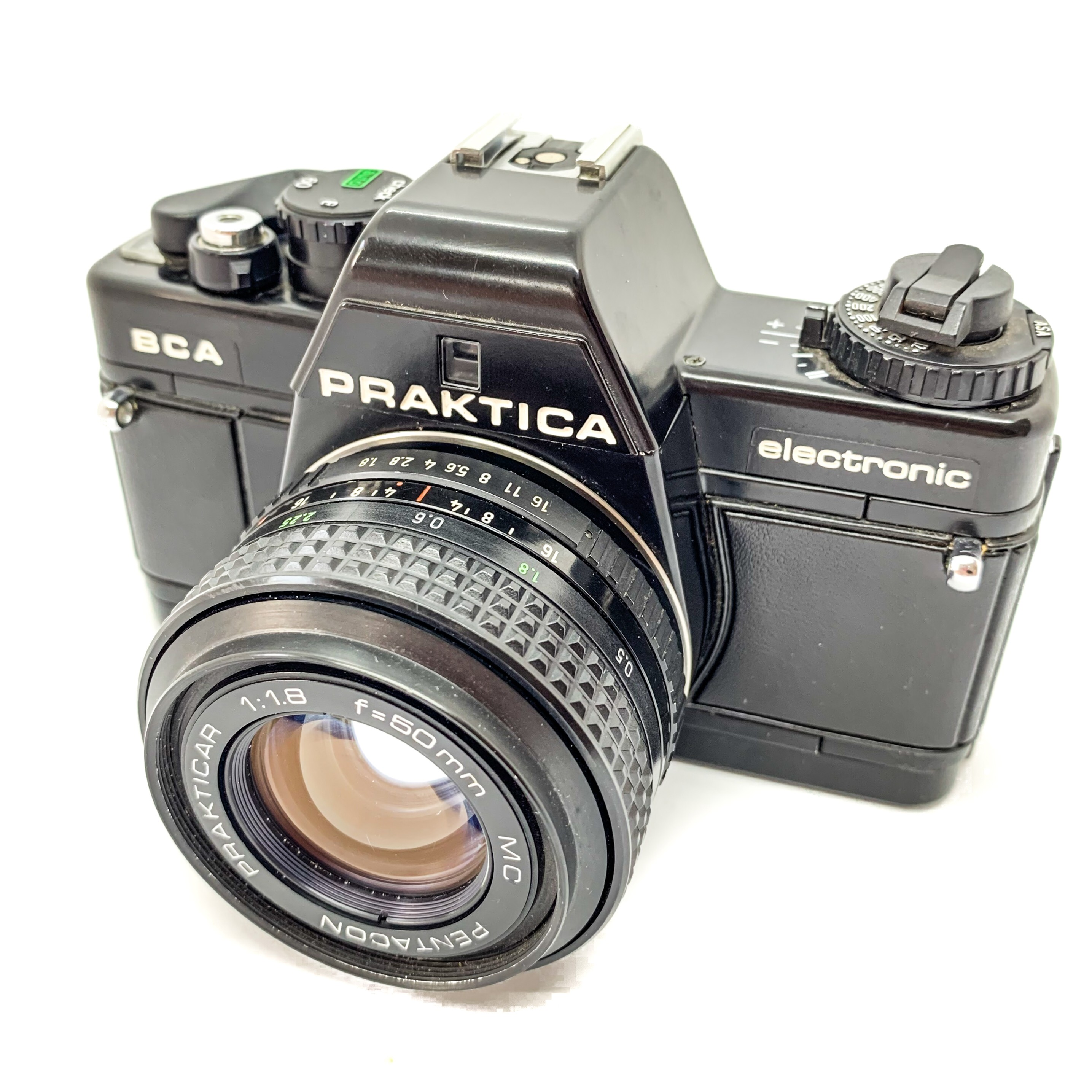 Praktica bca 35mm film camera