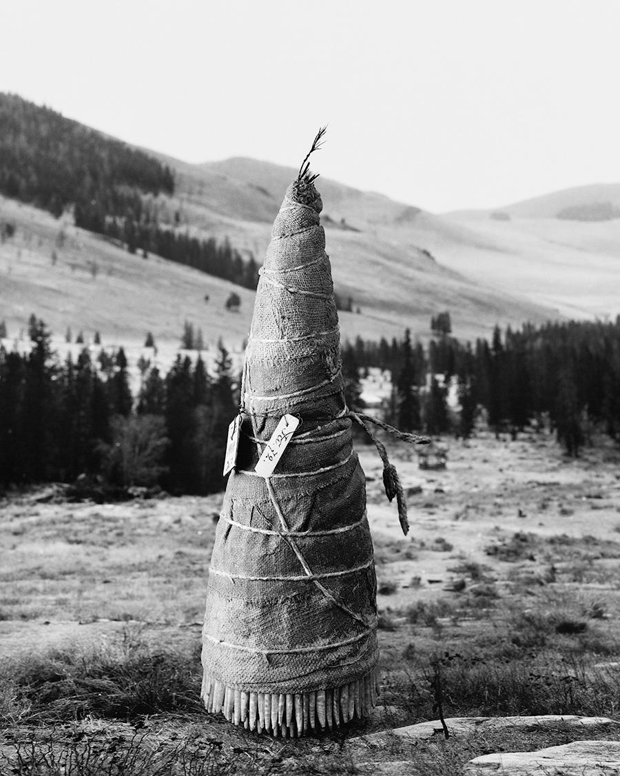 Taiyo Onorato & Nico Krebs scullture made of hay