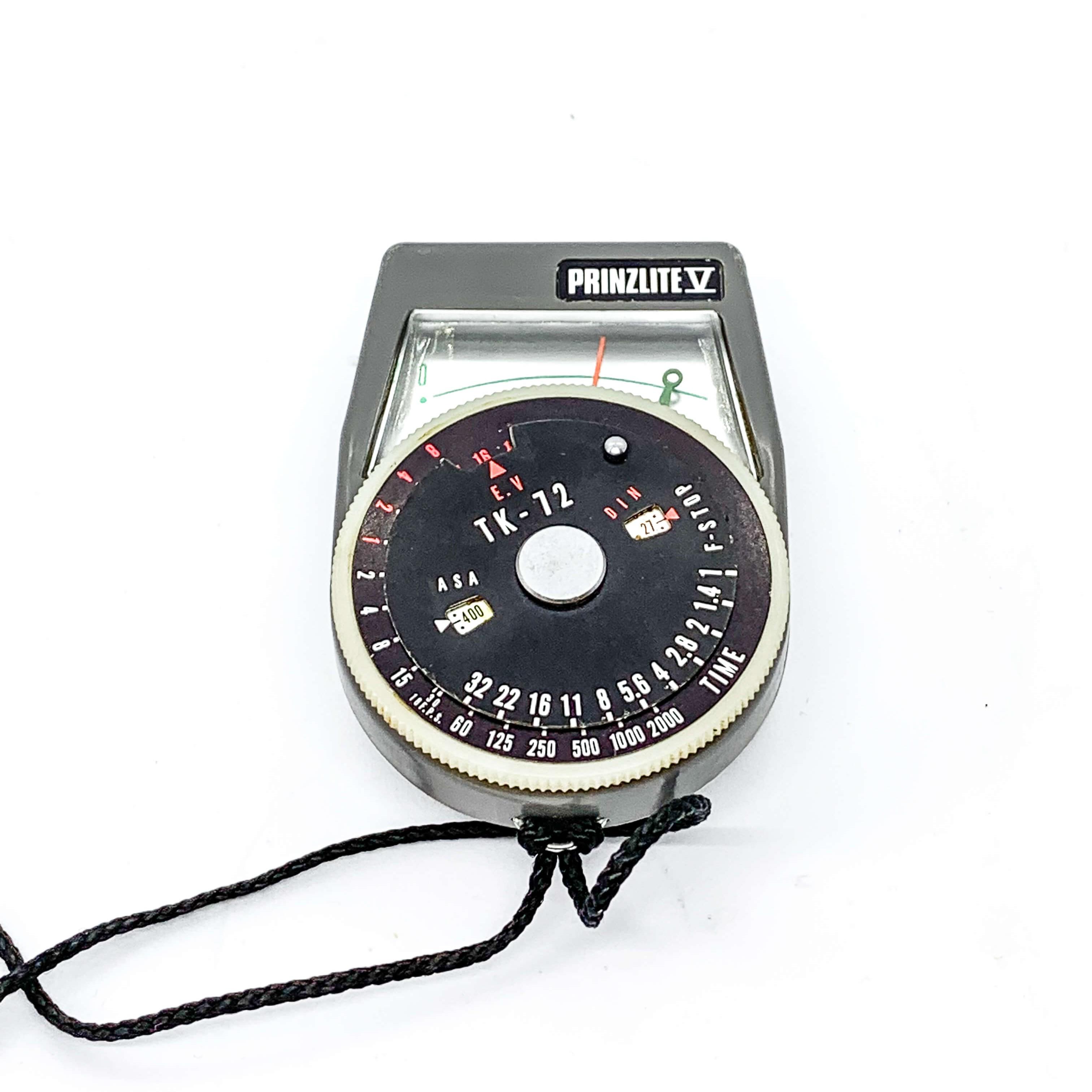 Prinzlite Lightmetre
