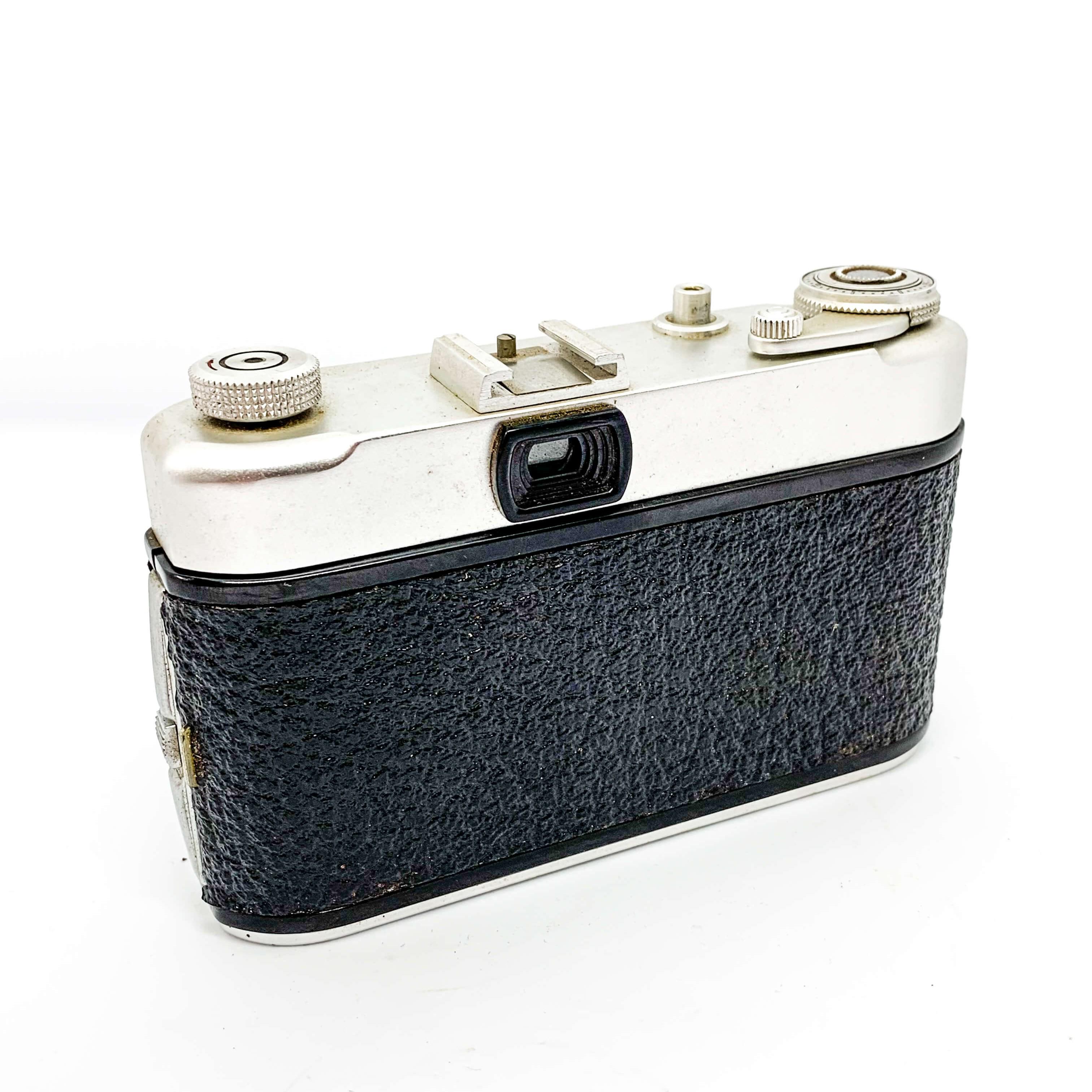 Mastra V35 Film Camera on white background