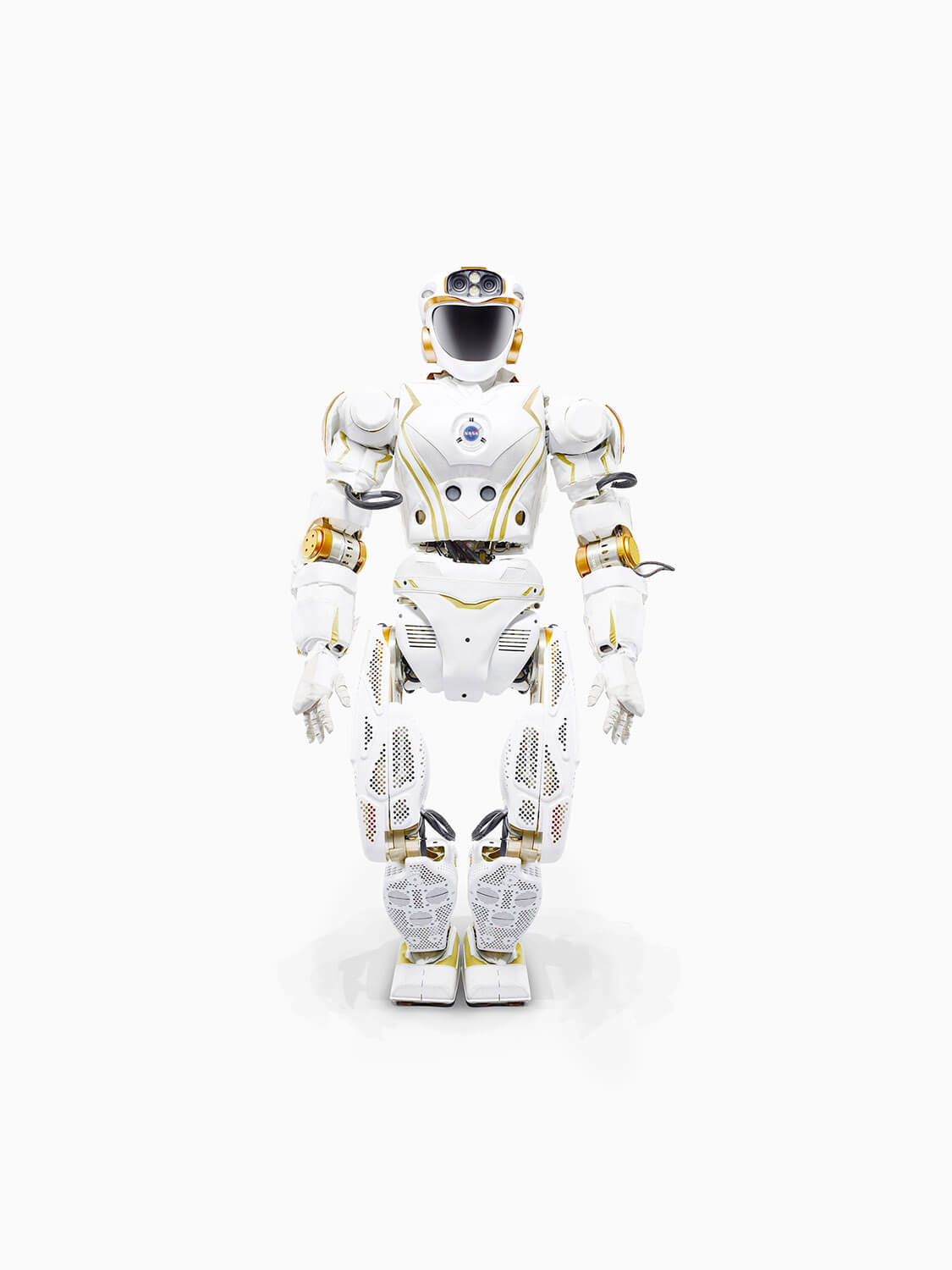 ROBONAUT VALKYRIE R5 - JOHNSON SPACE CENTRE