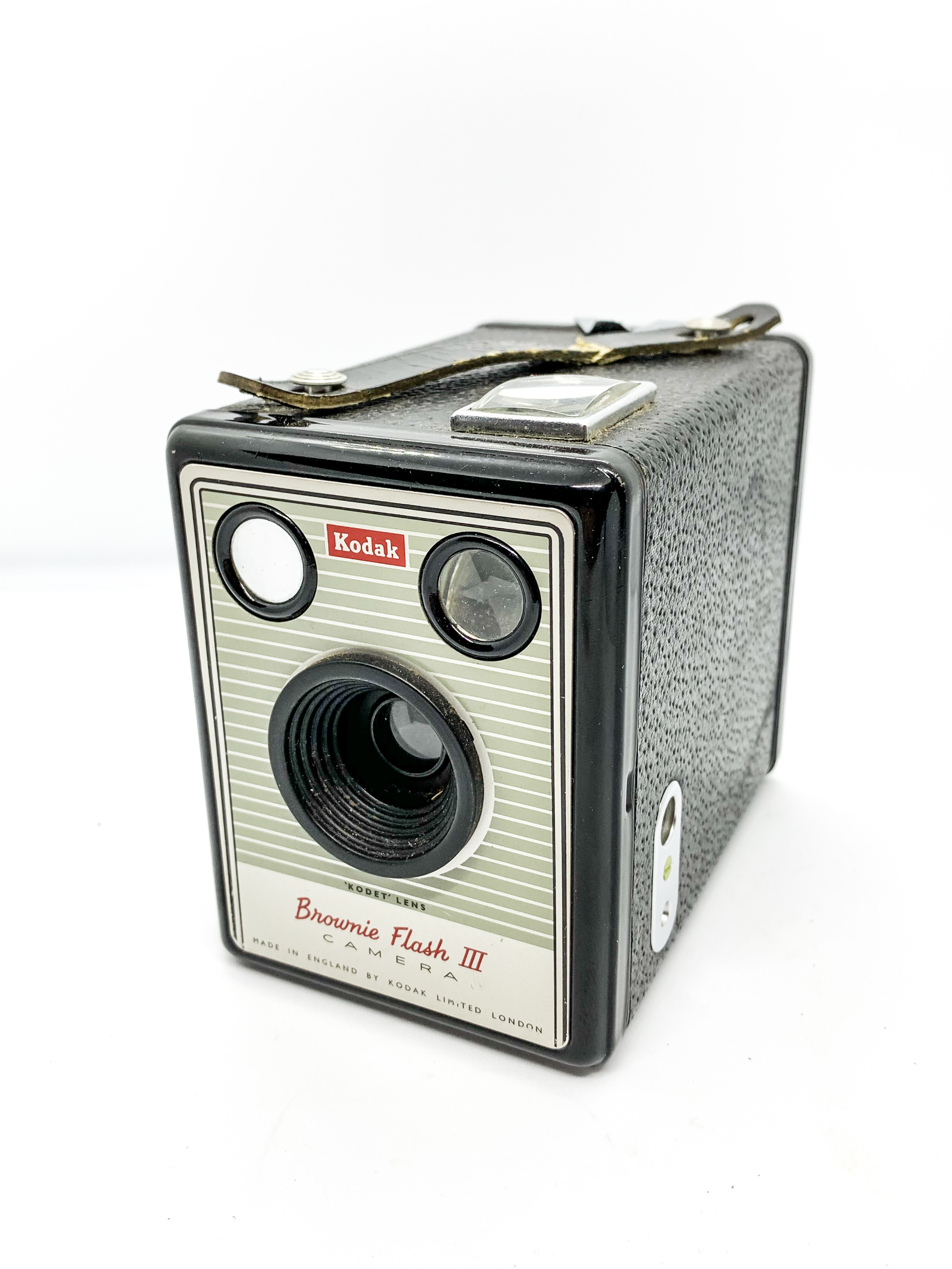 Vintage Box Brownie Camera