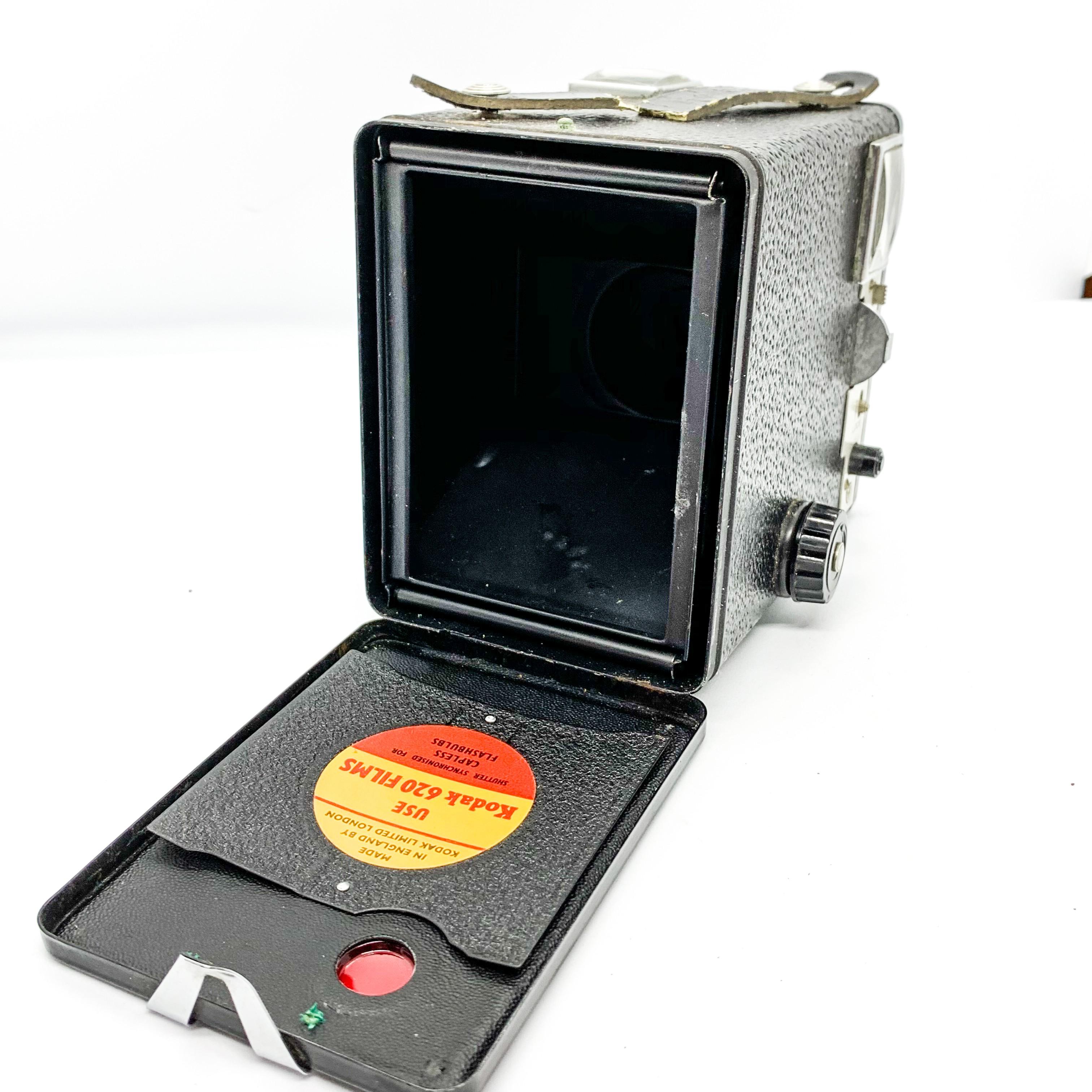 Vintage Box Brownie Camera