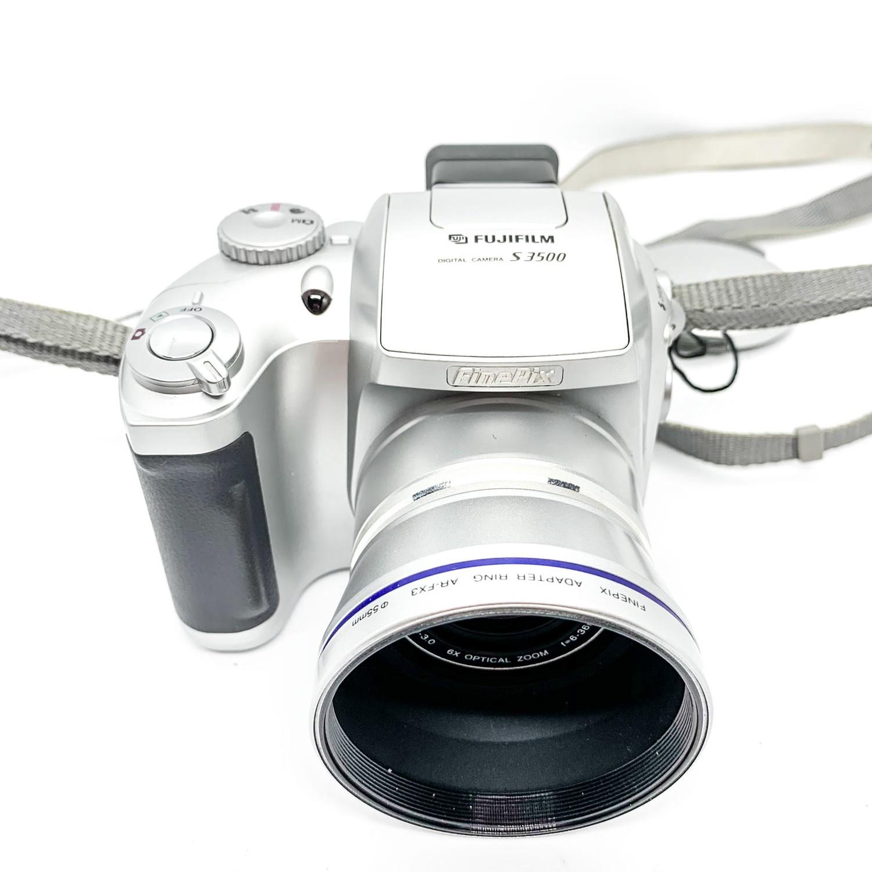 Pre Owned Fujifilm S3500 Digital Camera