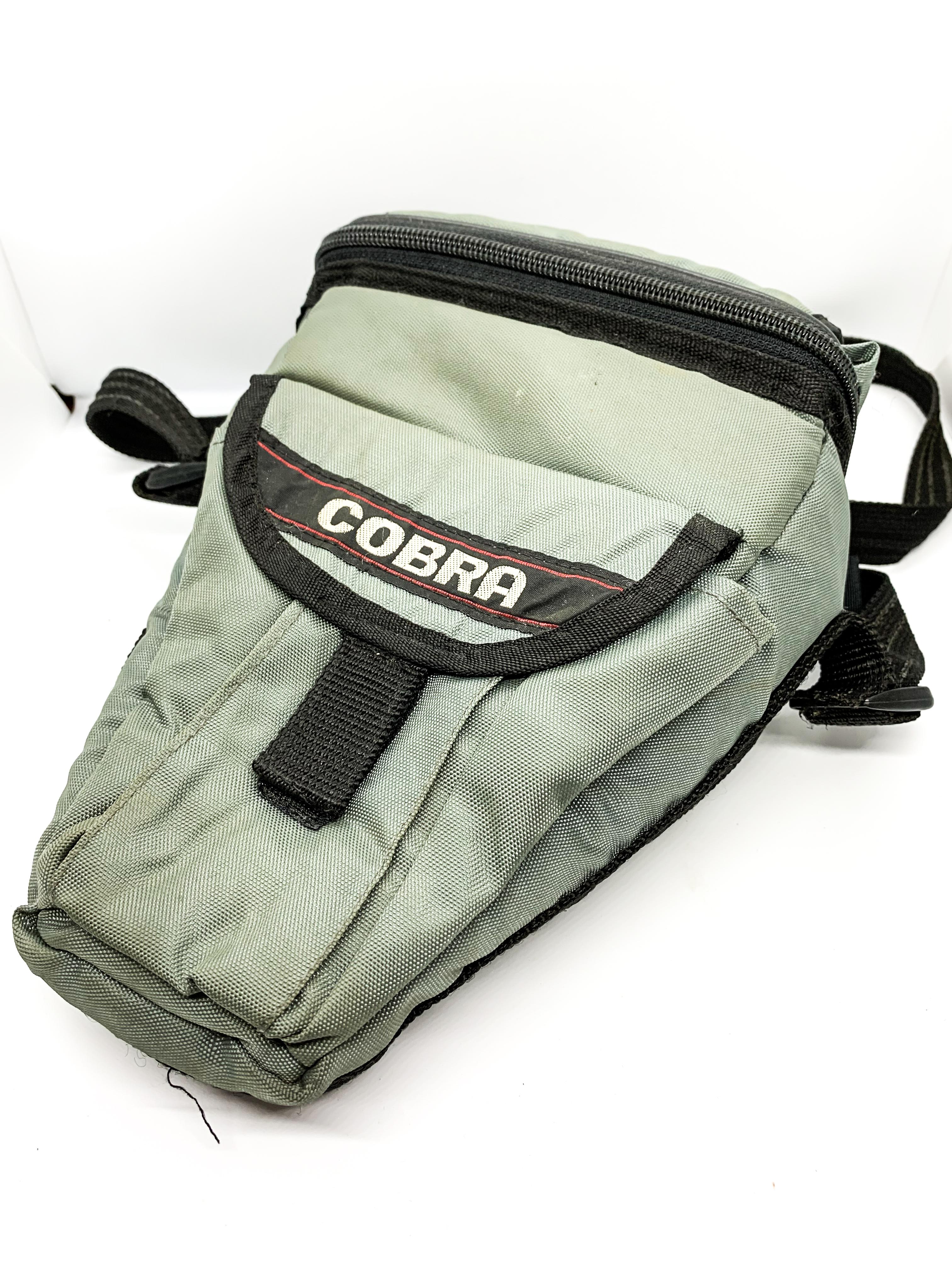 Vintage Cobra Camera Bag