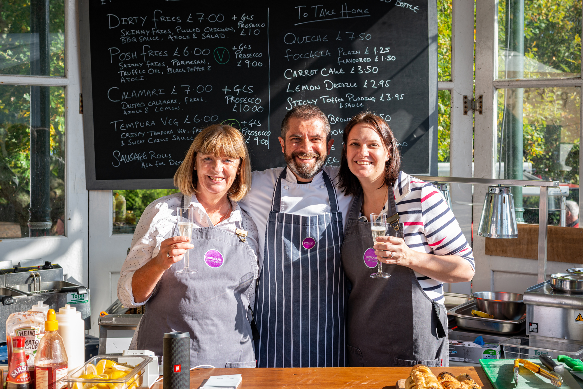 Dartmouth Food Festival 2019 Dartmouth fine foods