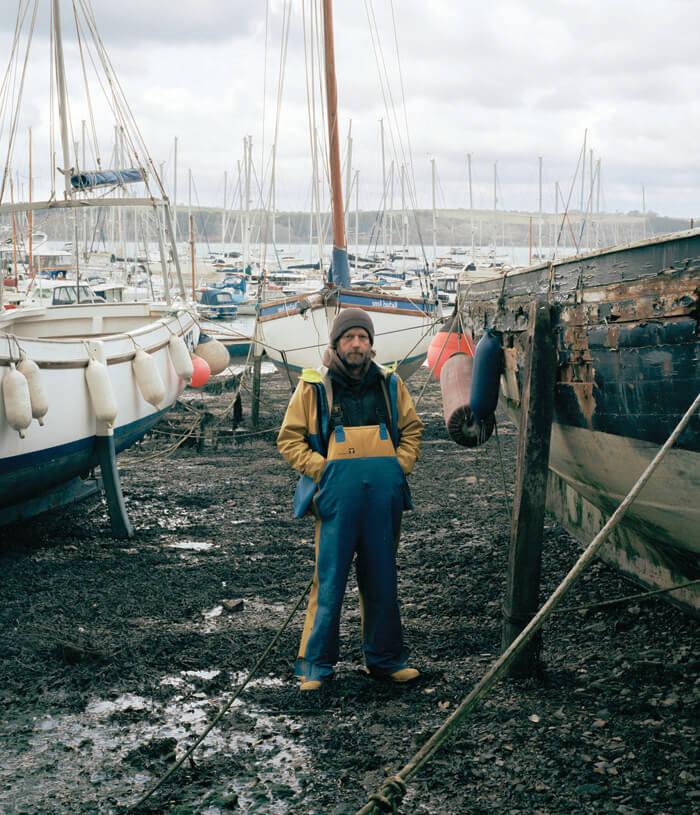 Jaime Molina - Gatherers fisherman