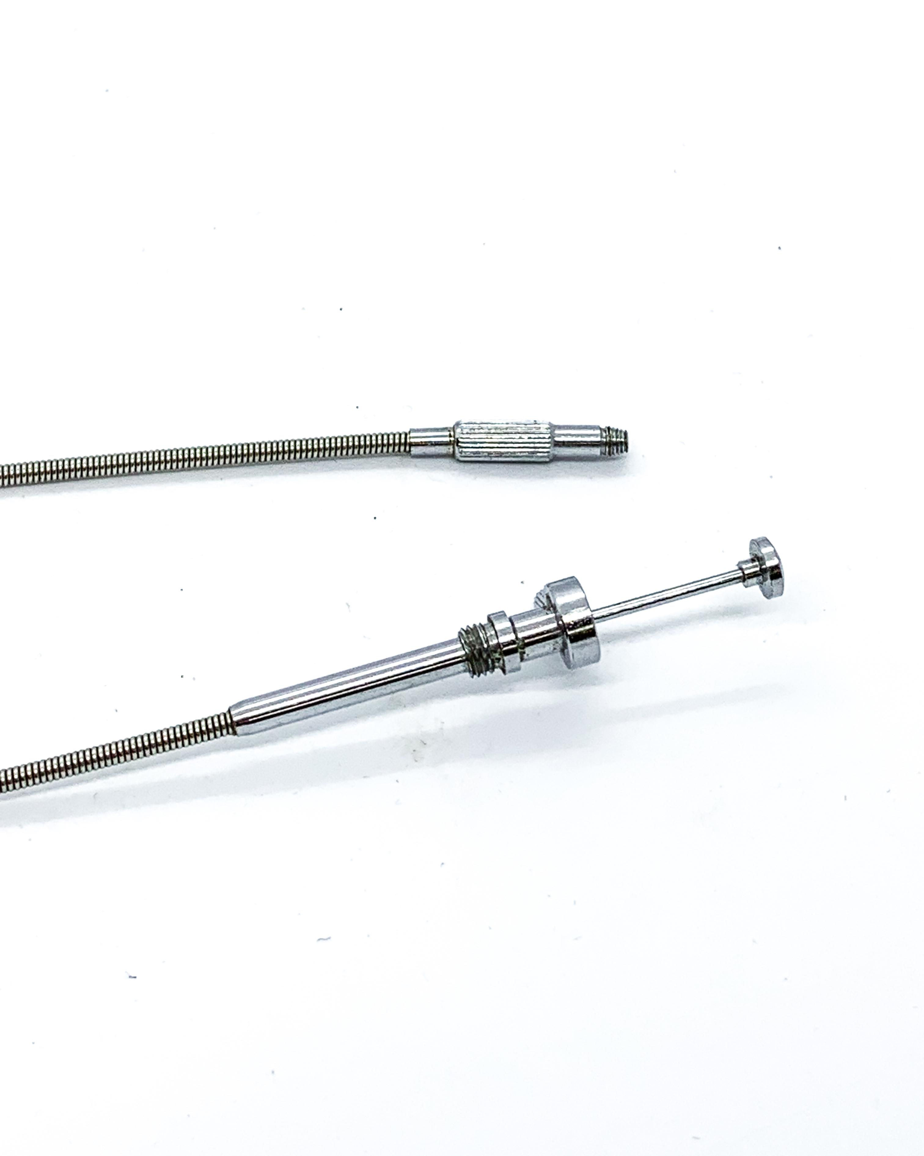 Fantastic Vintage Metal Shutter Release Cable