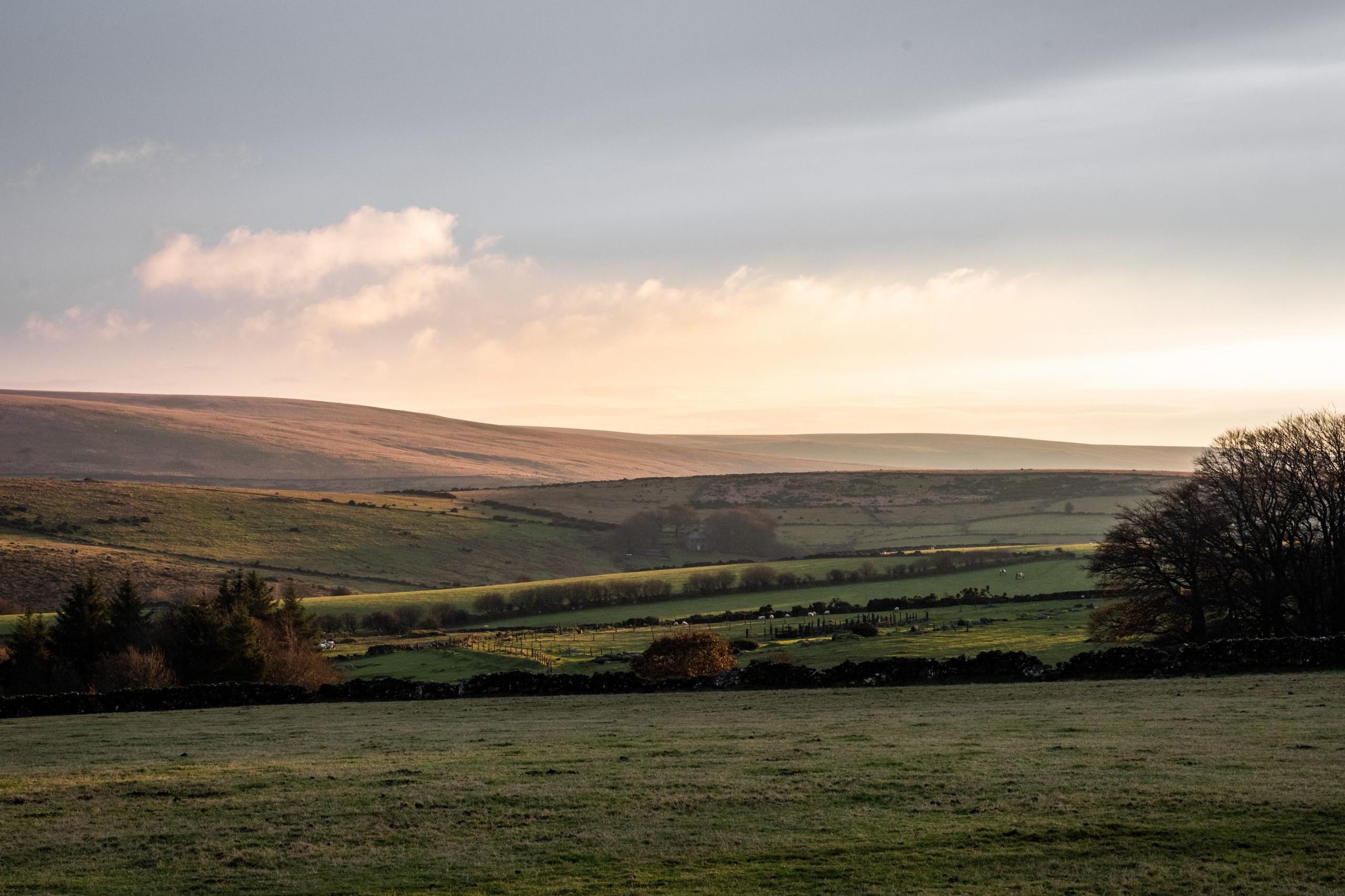 Dartmoor Landscape photograph