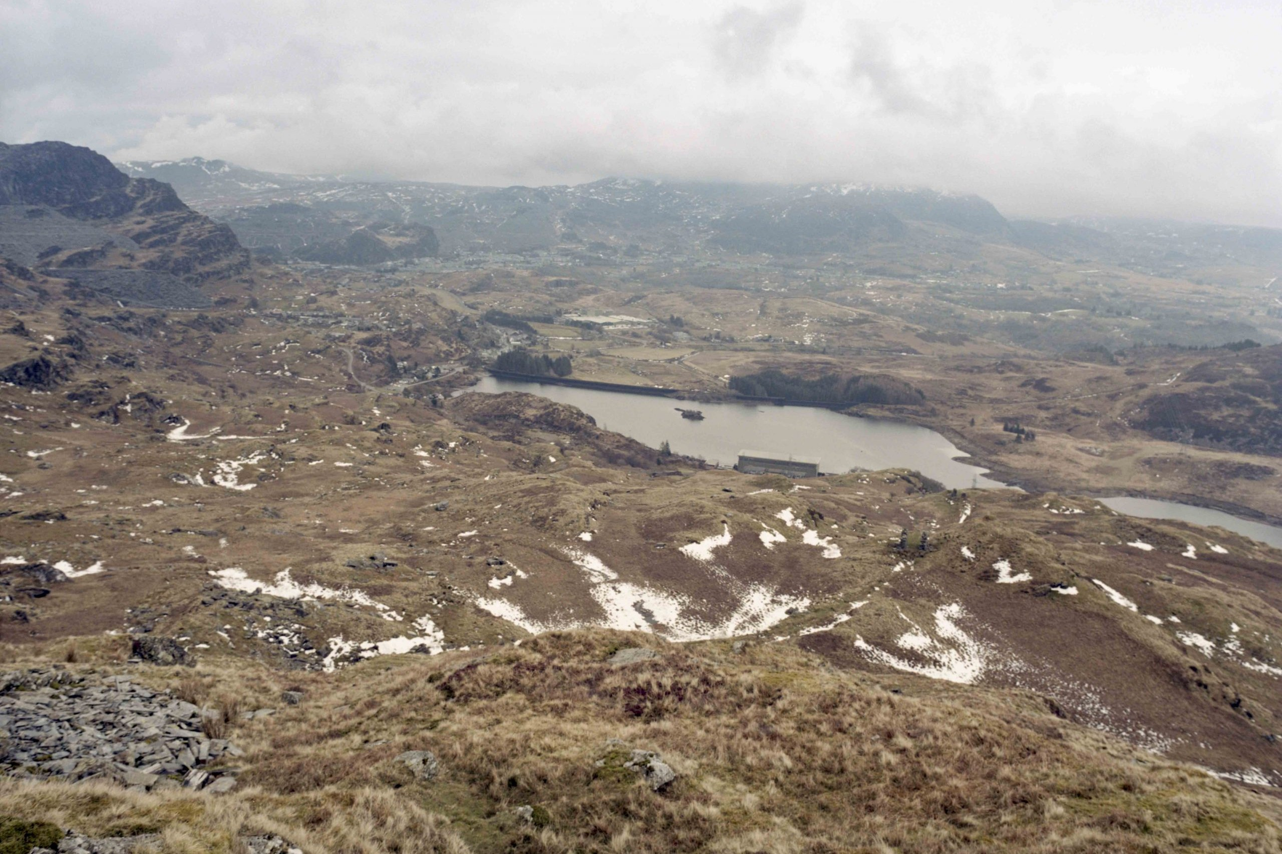 Emma Stevenson - Altered Lands snowdonia mountains the south west collective of photography