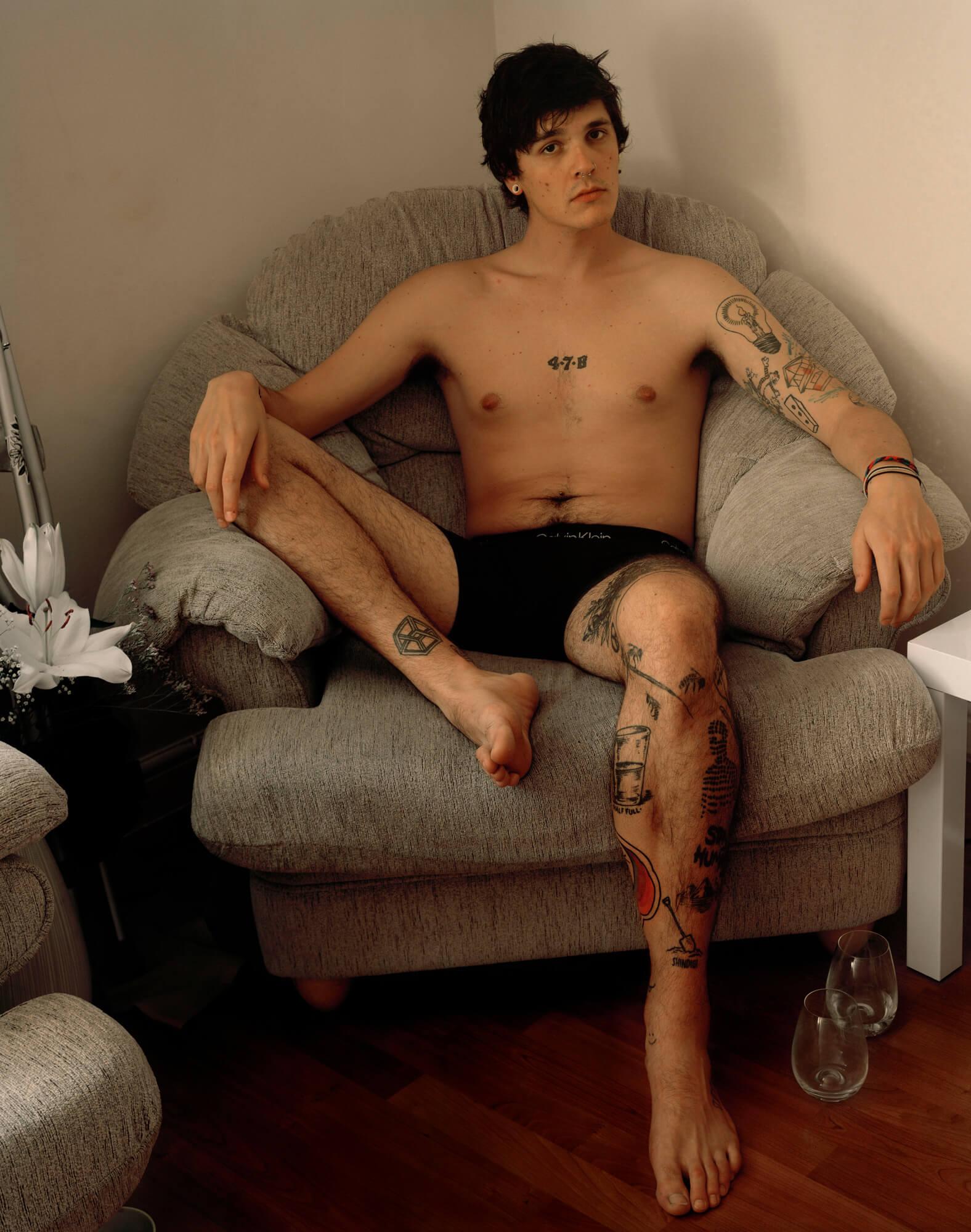 Daniel Bracken - I'm You, Just here