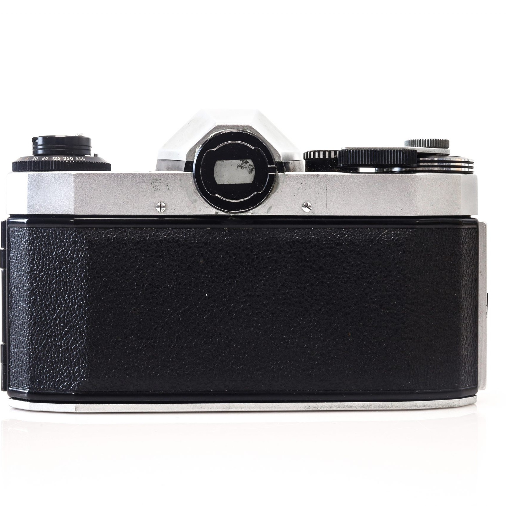 Brilliant Praktica PL Nova IB 35mm Film Camera with 2 Lenses