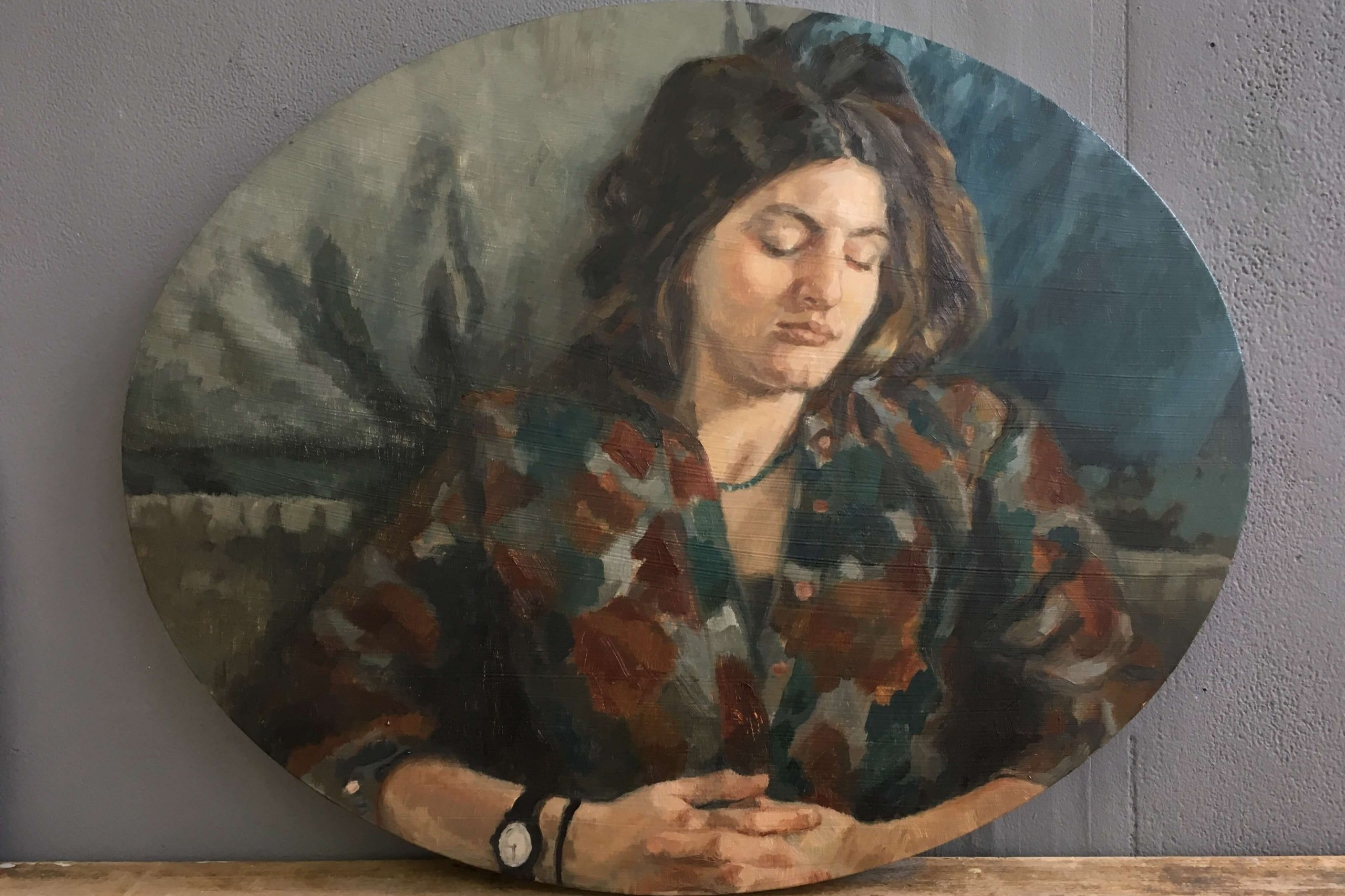 Anna Calleja - Paintings the south west collective