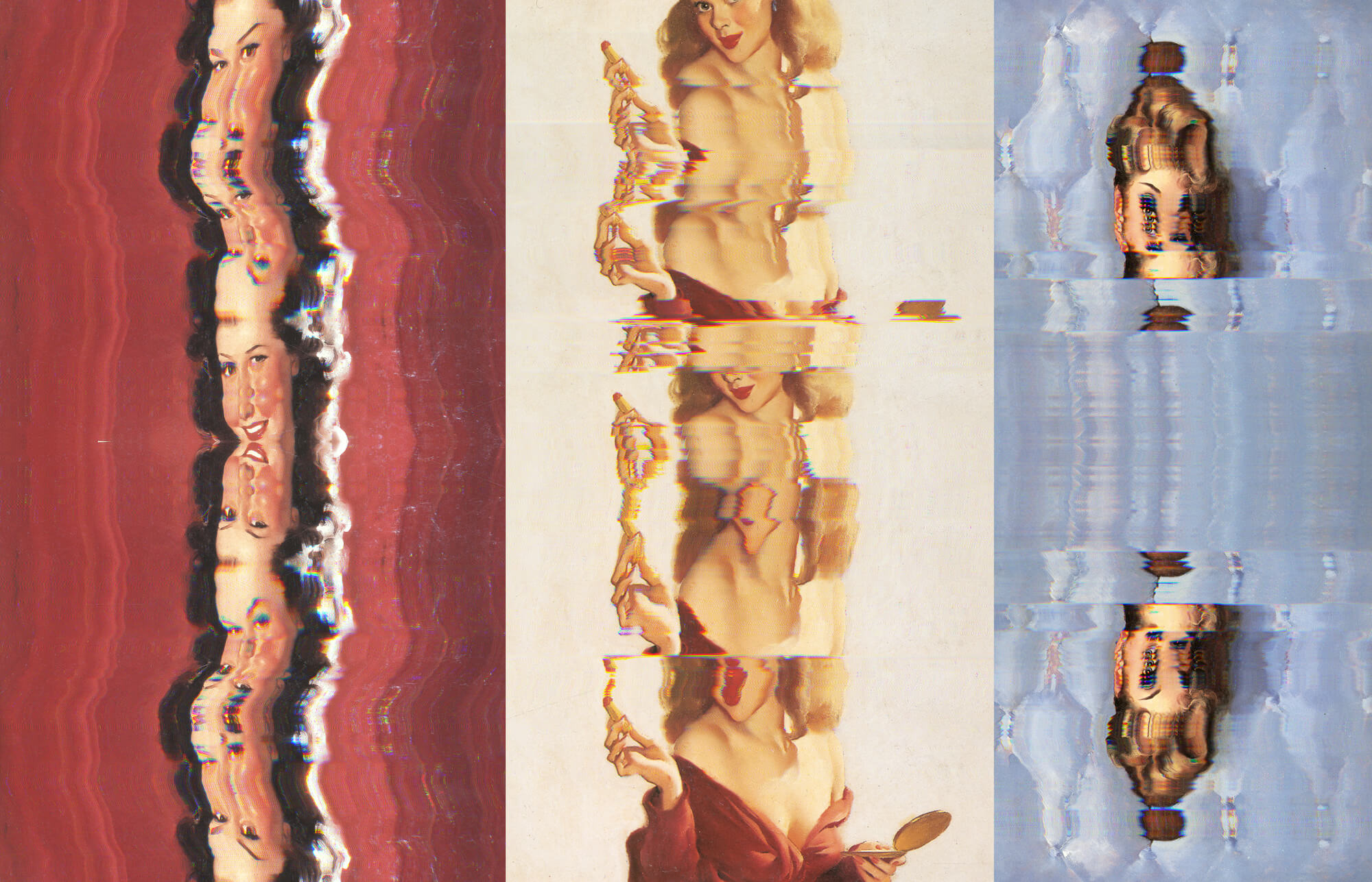 Loreal Prystaj the south west collective wall paper