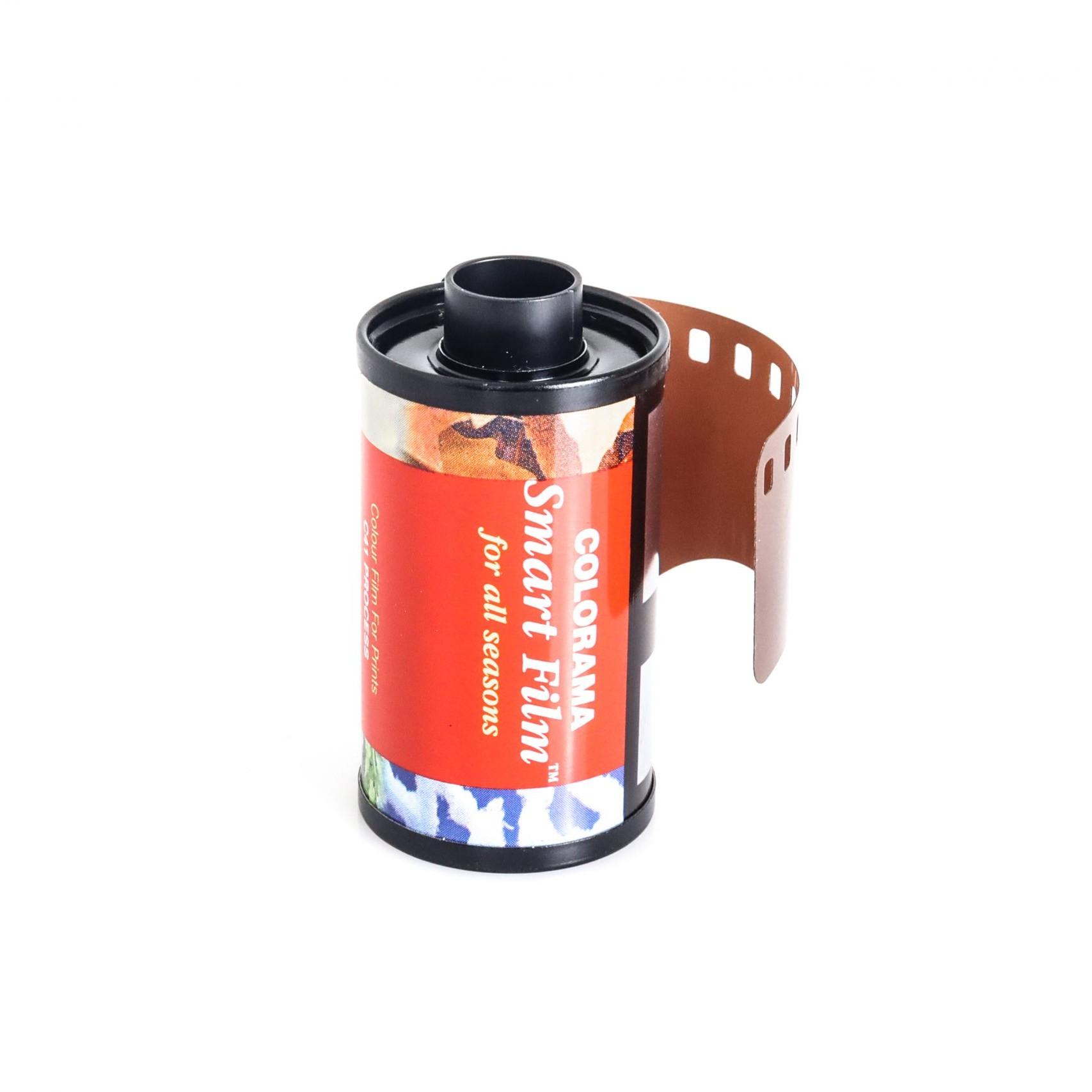 Expired Colorama 35mm C41 Colour Film ISO 200-135 24 Exposure Film