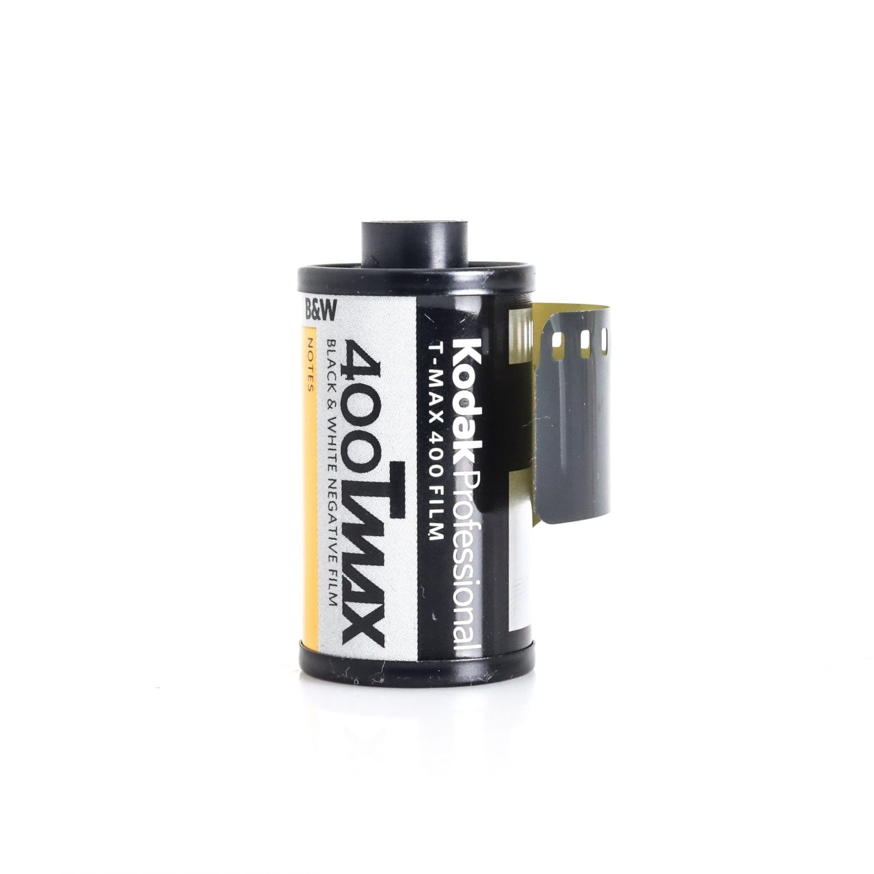 Expired Kodak Professional 35 Exposure 400 TMAX 35mm Black and White Film, Expired 2016