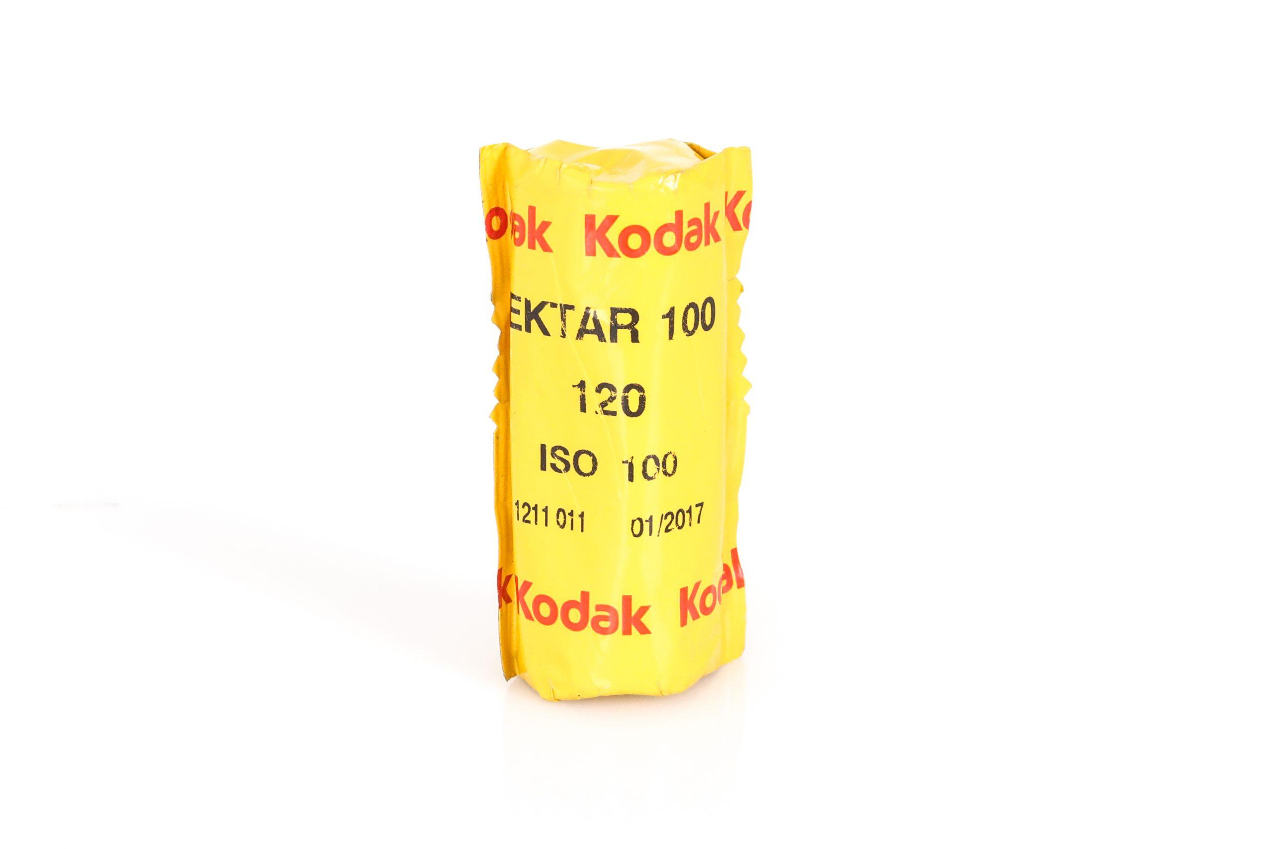 1x Roll of Expired Kodak Ektar 100 120 Medium Format Film EXP 01/2017