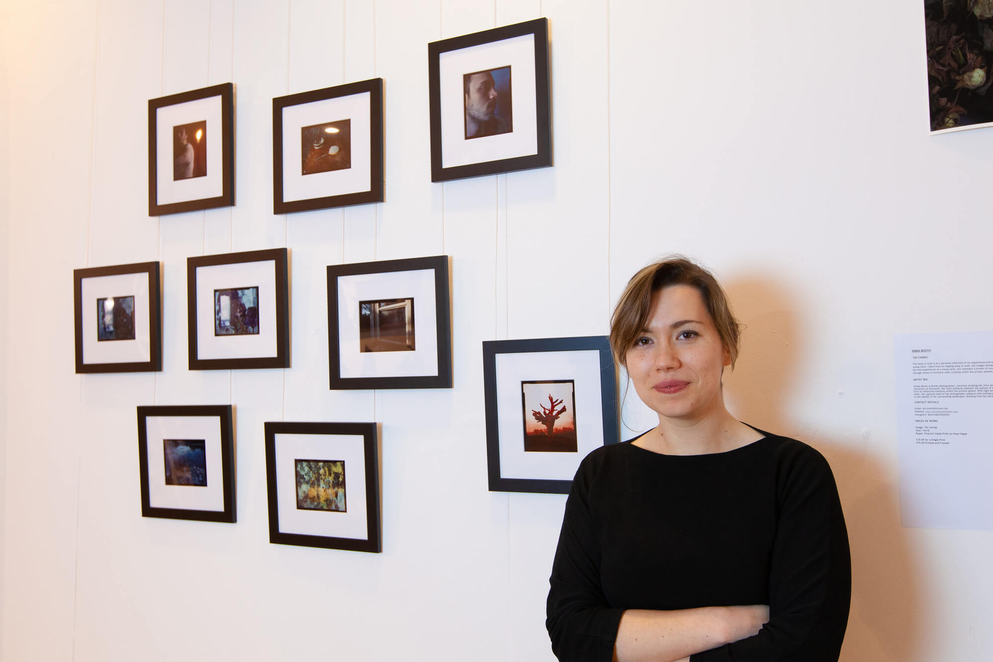 The South West Collective of photography visual storytelling photography exhibition Sara Marinangelli
