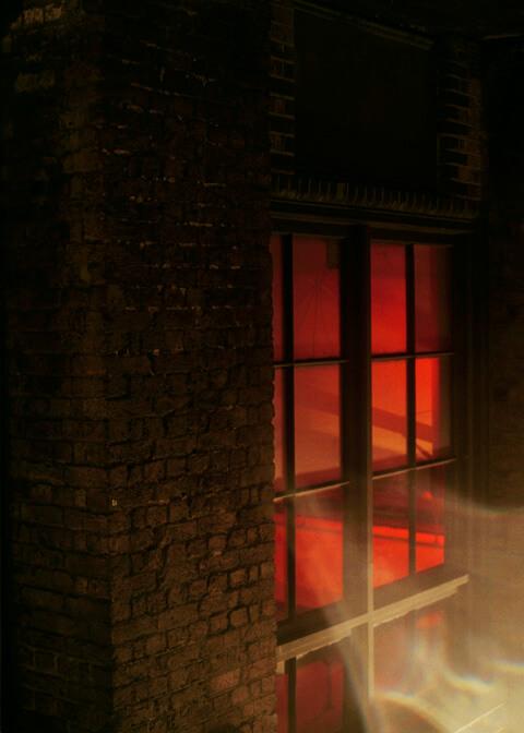 Skaidrė Rudokaitė - Ambivalence red window the south west collective