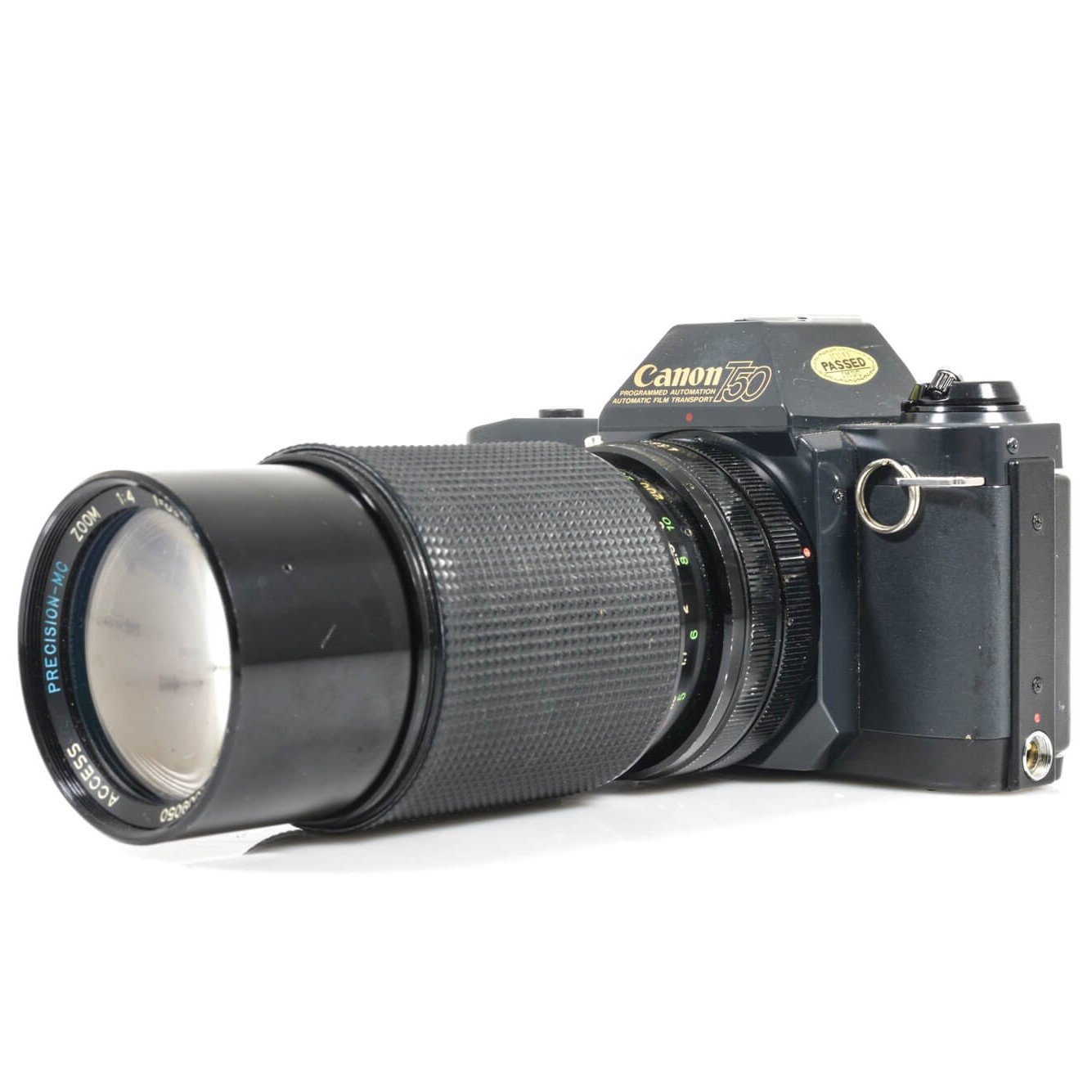 Canon T50 35mm Film Camera + 80-200mm F1.4 Zoom Lens the south west collective of photography