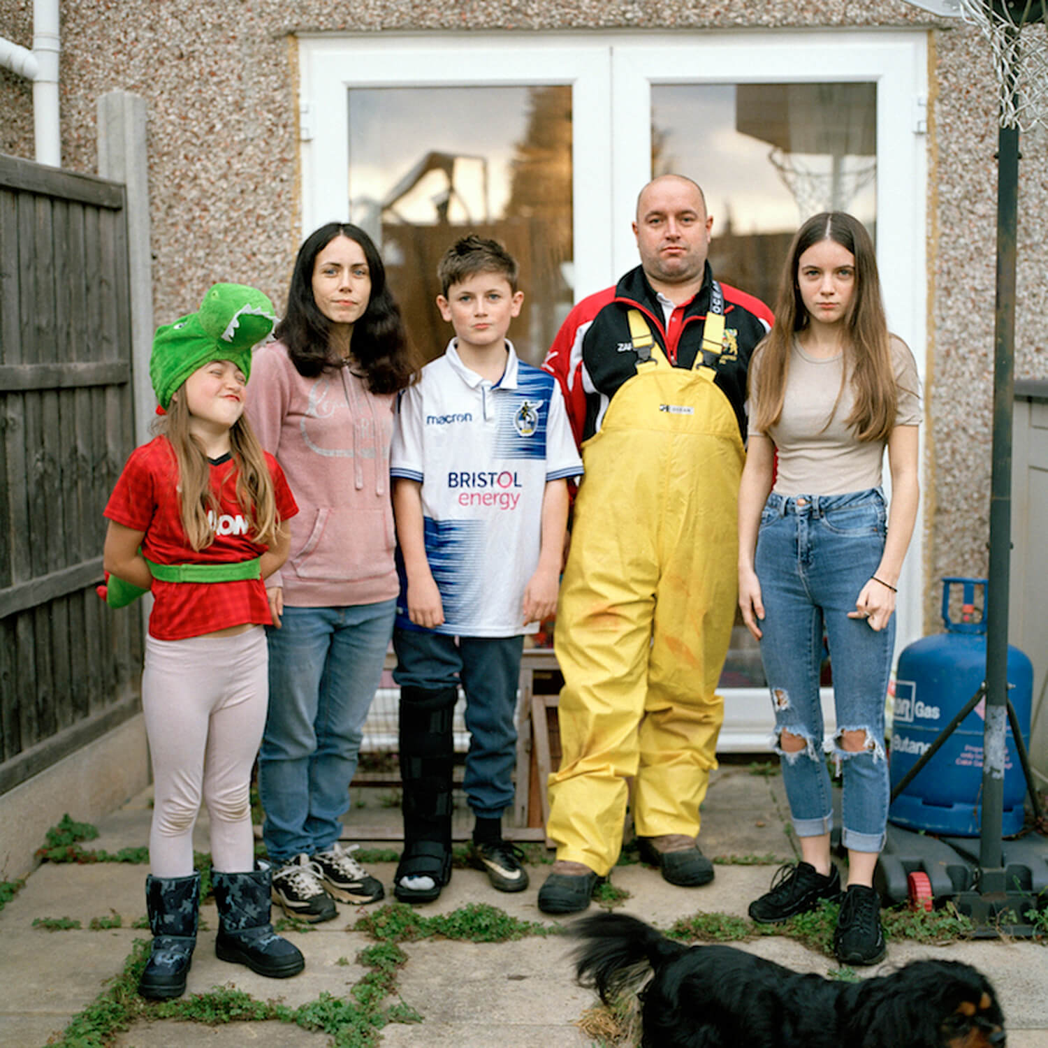 Eva Watkins - Old Salt the south west collective of photography fisherman and his family