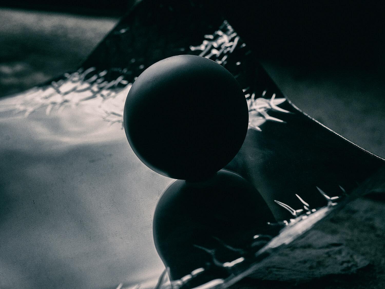 Anargyros Drolapas – Lernaean Hydra the south west collective of photography black balls