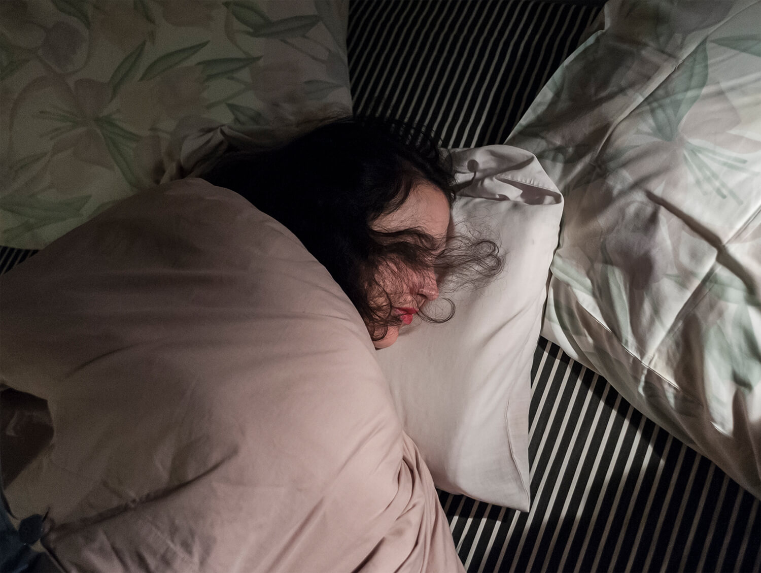 Anargyros Drolapas – Lernaean Hydra the south west collective of photography person asleep in bed sat down