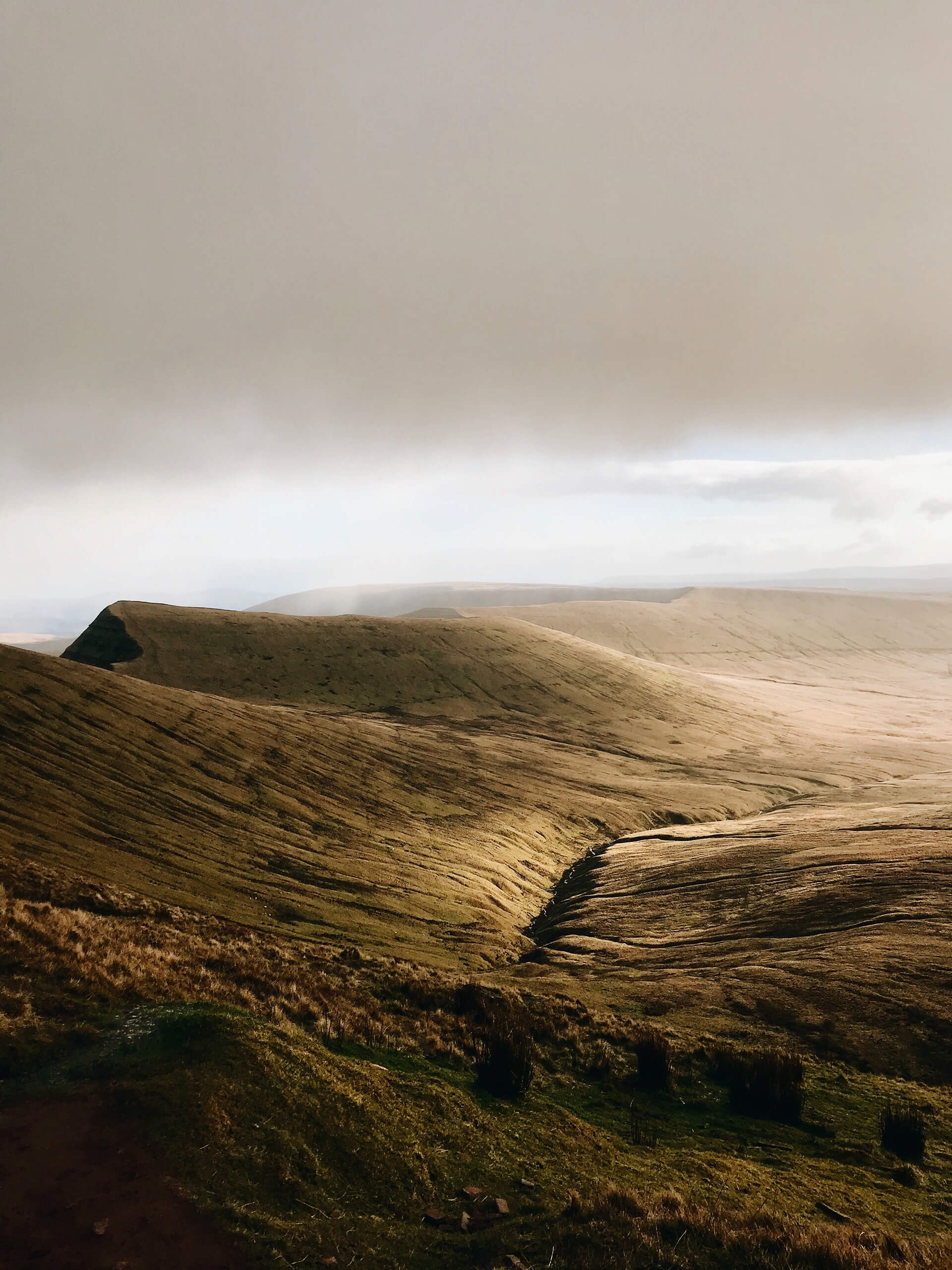 Ollie Bentley - 'Pen y Fan' Brecon Beacons the south west collective of photography