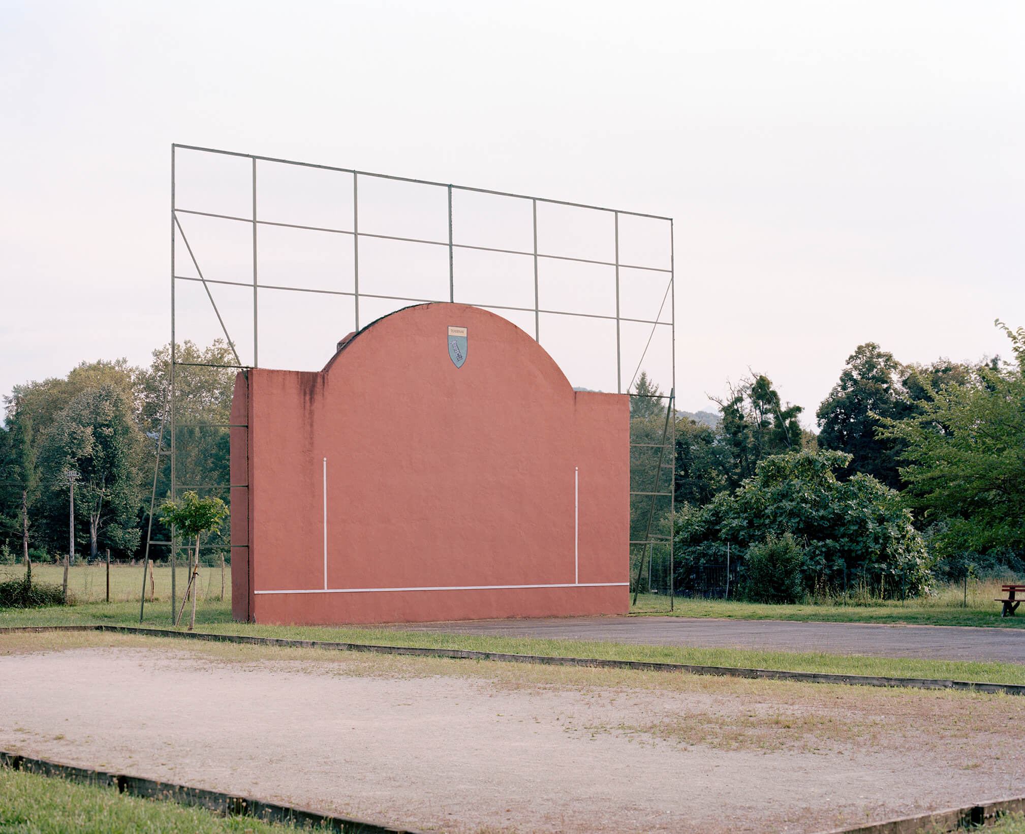 Elliot Cole - A Hull to Hold the Waves at Bay the south west collective of photography empty sports caught