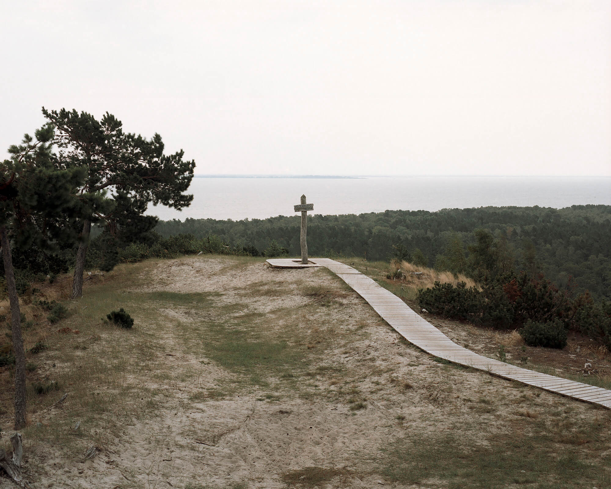 Tadas Kazakevicius - Between Two Shores the south west collective of photography ltd cross on top of hill