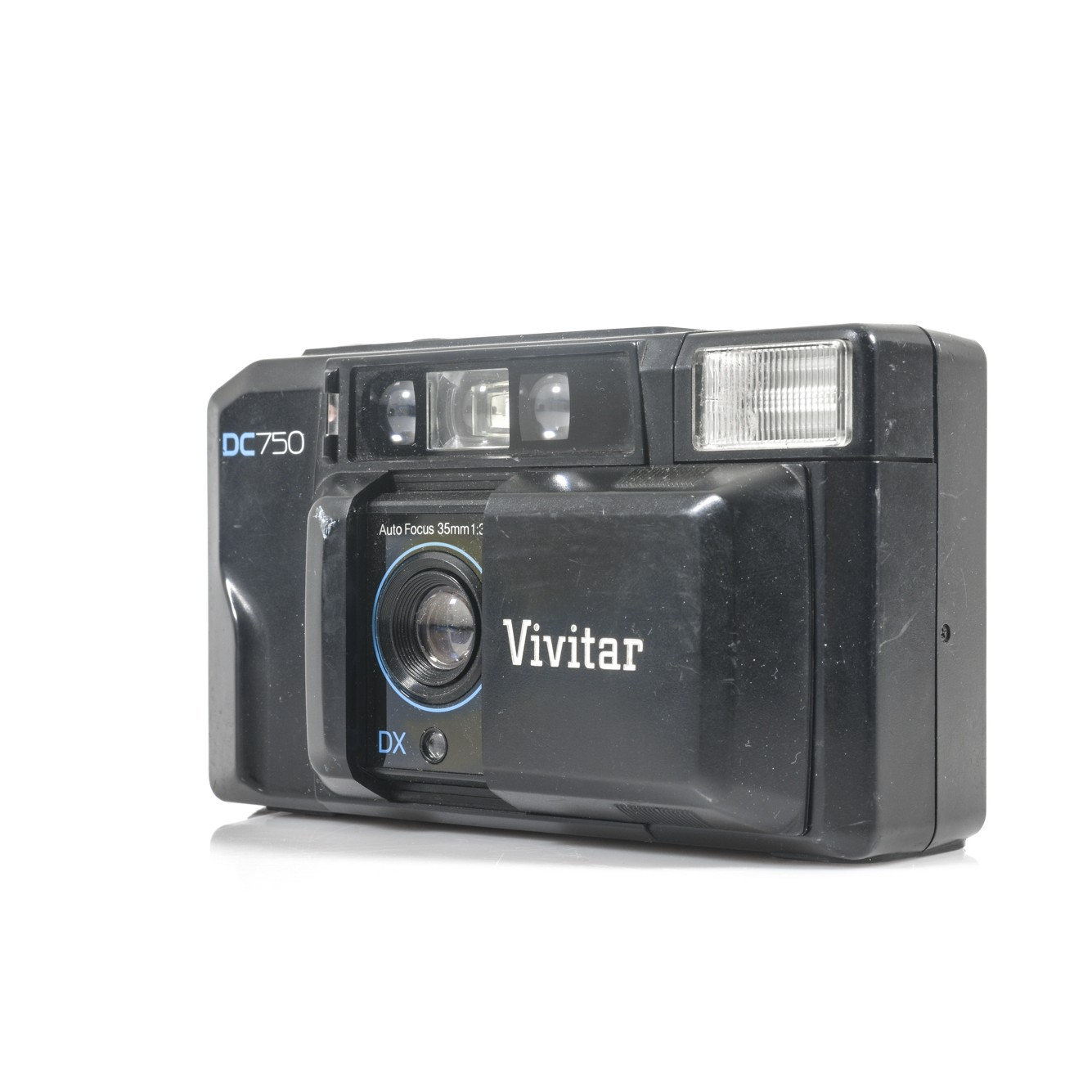 Vivitar DC750 Compact 35mm Point & Shoot Camera the south west collective of photography