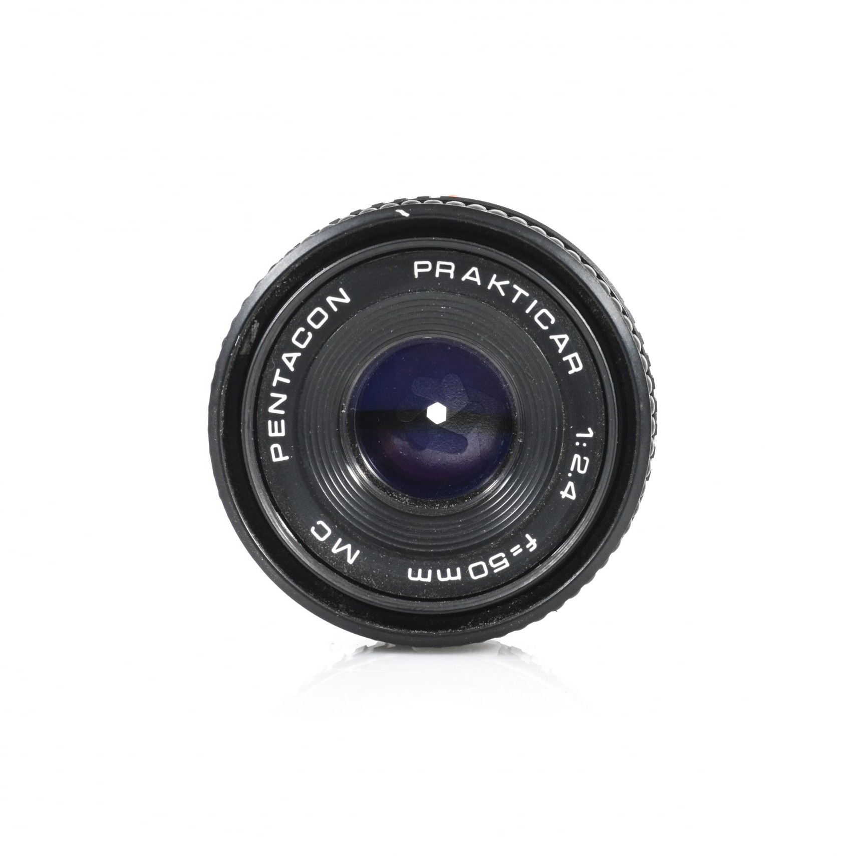 Praktica Pentacon MC F2.4 50mm Lens the south west collective of photography