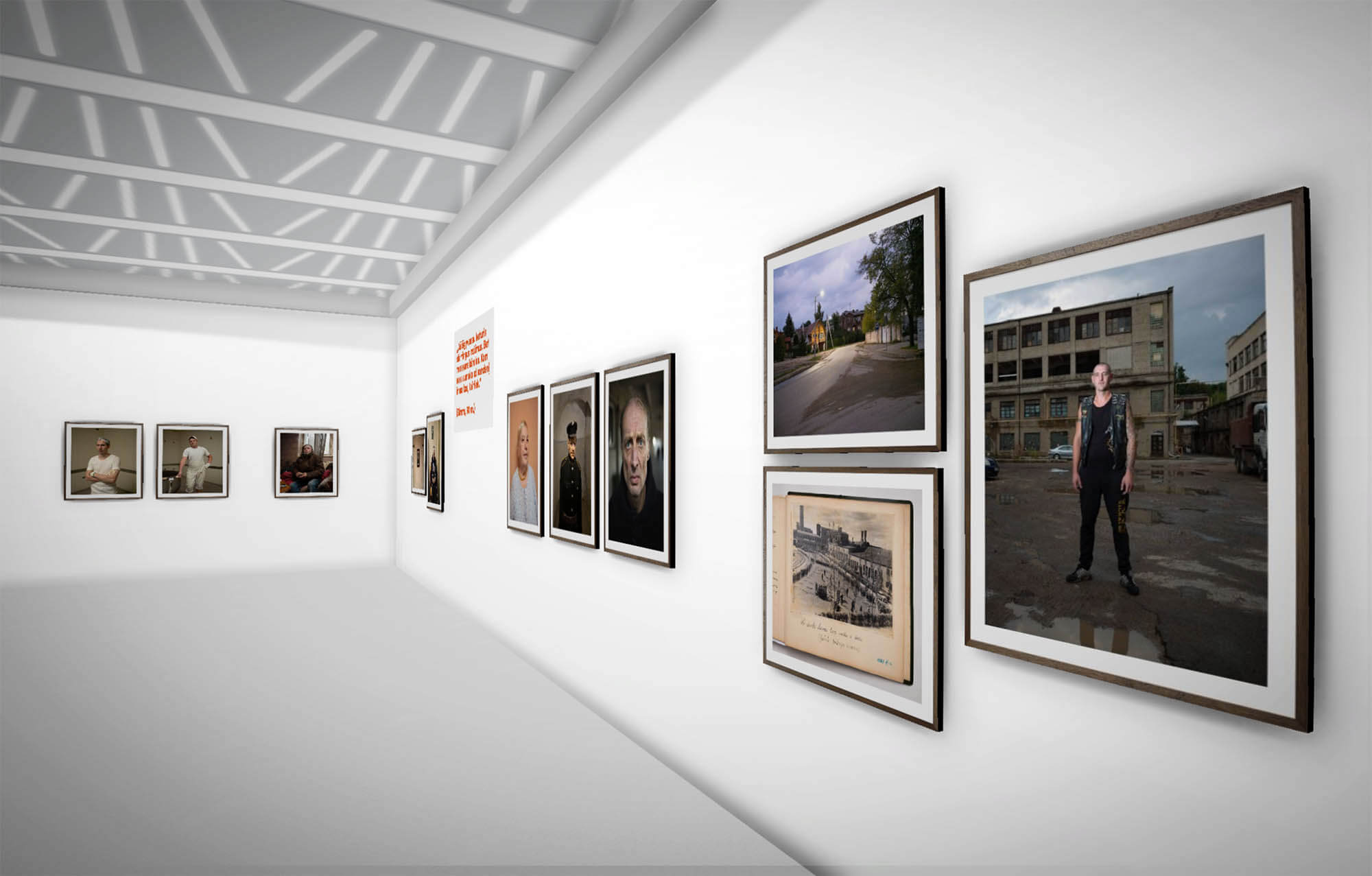 THE EUROPEANS -Arnold van Bruggen & Rob Hornstra the south west collective of photography former capital digital exhibition