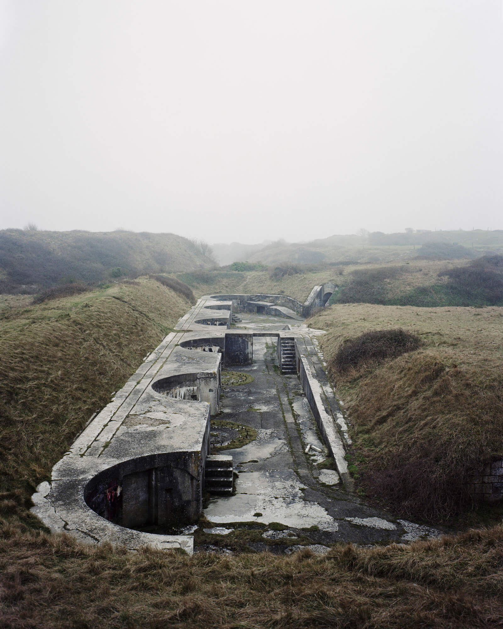 Portland, Dorset, England. 2011 Marc Wilson The Last Stand The South West Collective of Photography